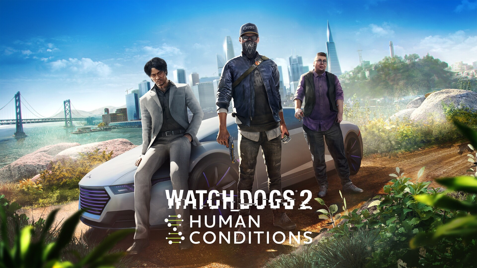 1920x1080 Watch Dogs 2 Human Conditions Laptop Full Hd 1080p Hd 4k