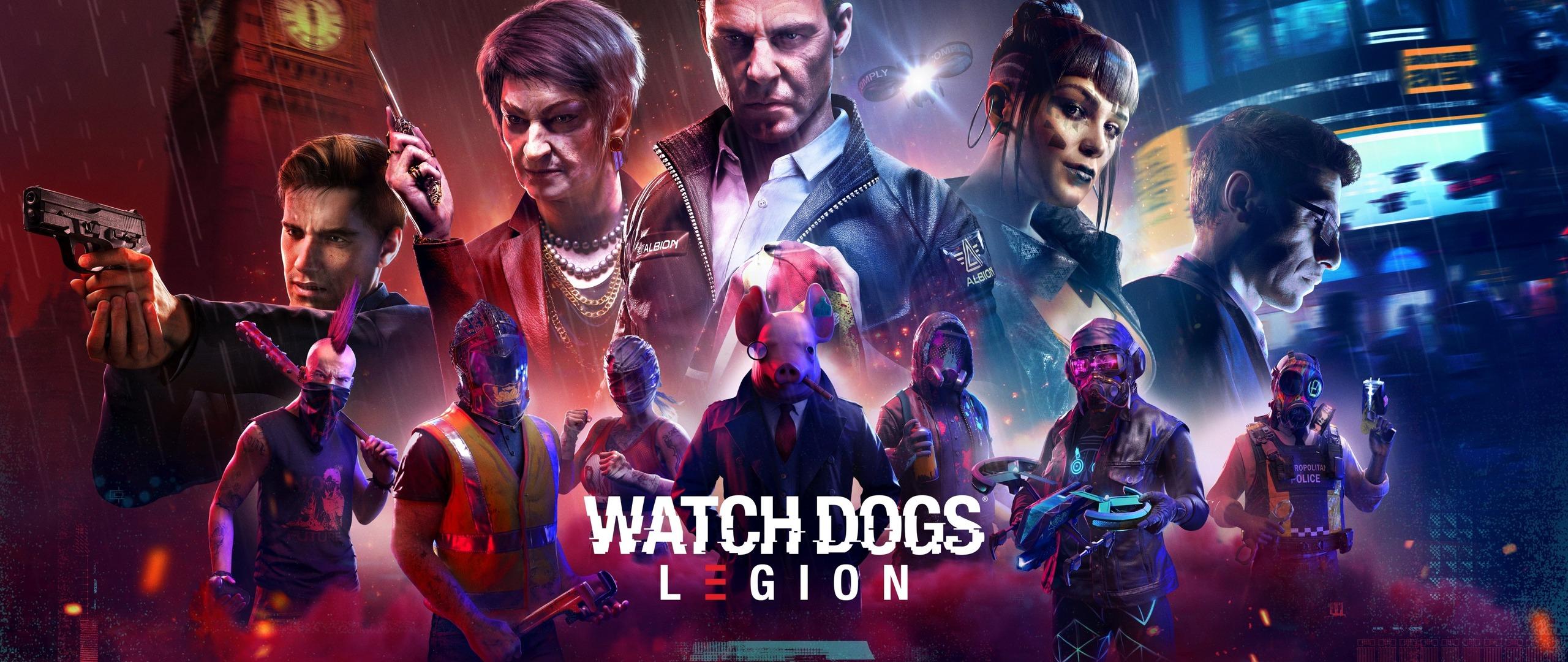 2560x1080 Watch Dogs Legion 4k 2020 2560x1080 Resolution ...