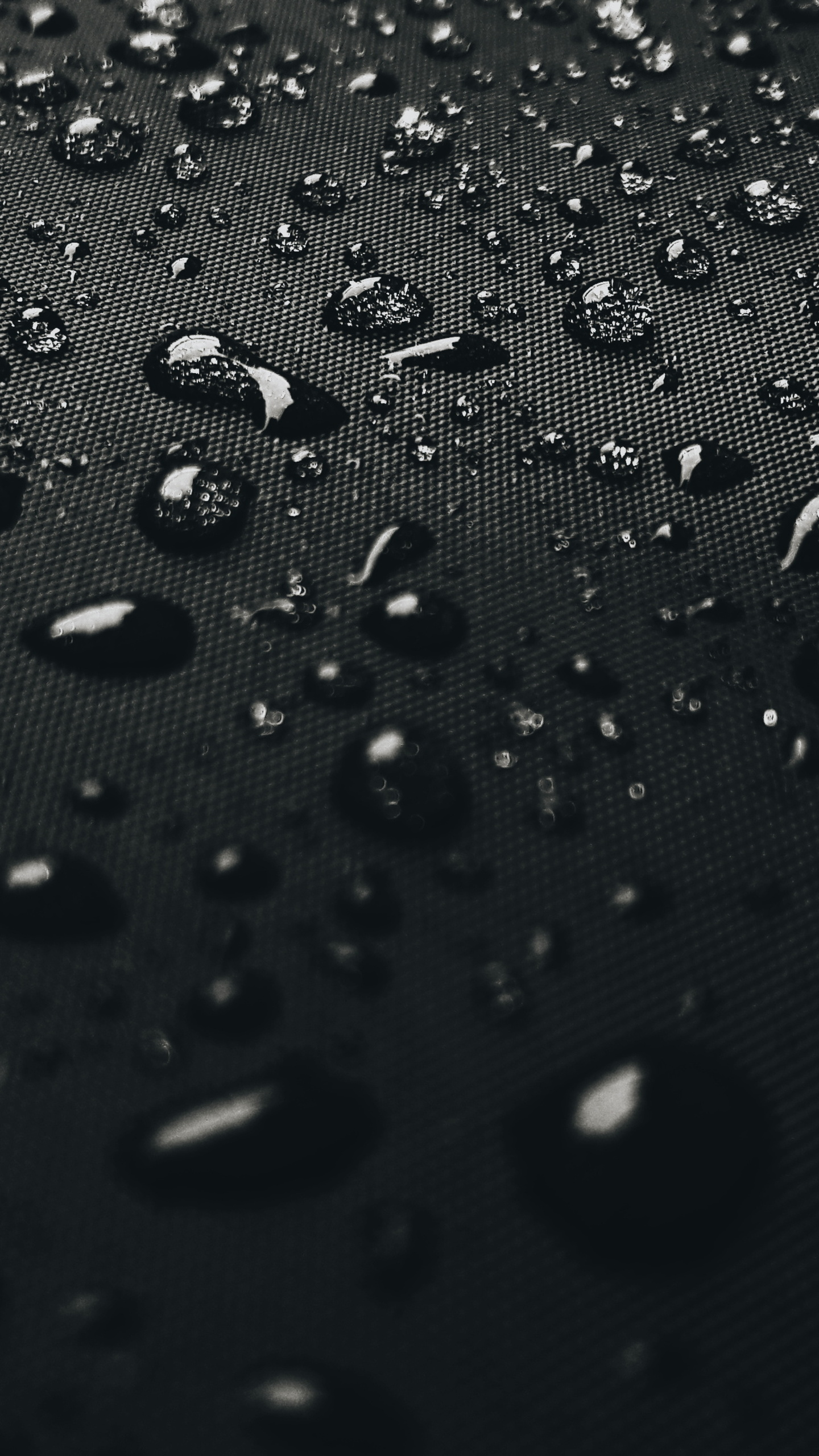1440x2560 Water Drops On Black Surface 4k Samsung Galaxy S6 S7 Google Pixel Xl Nexus 6 6p Lg G5 Hd 4k Wallpapers Images Backgrounds Photos And Pictures