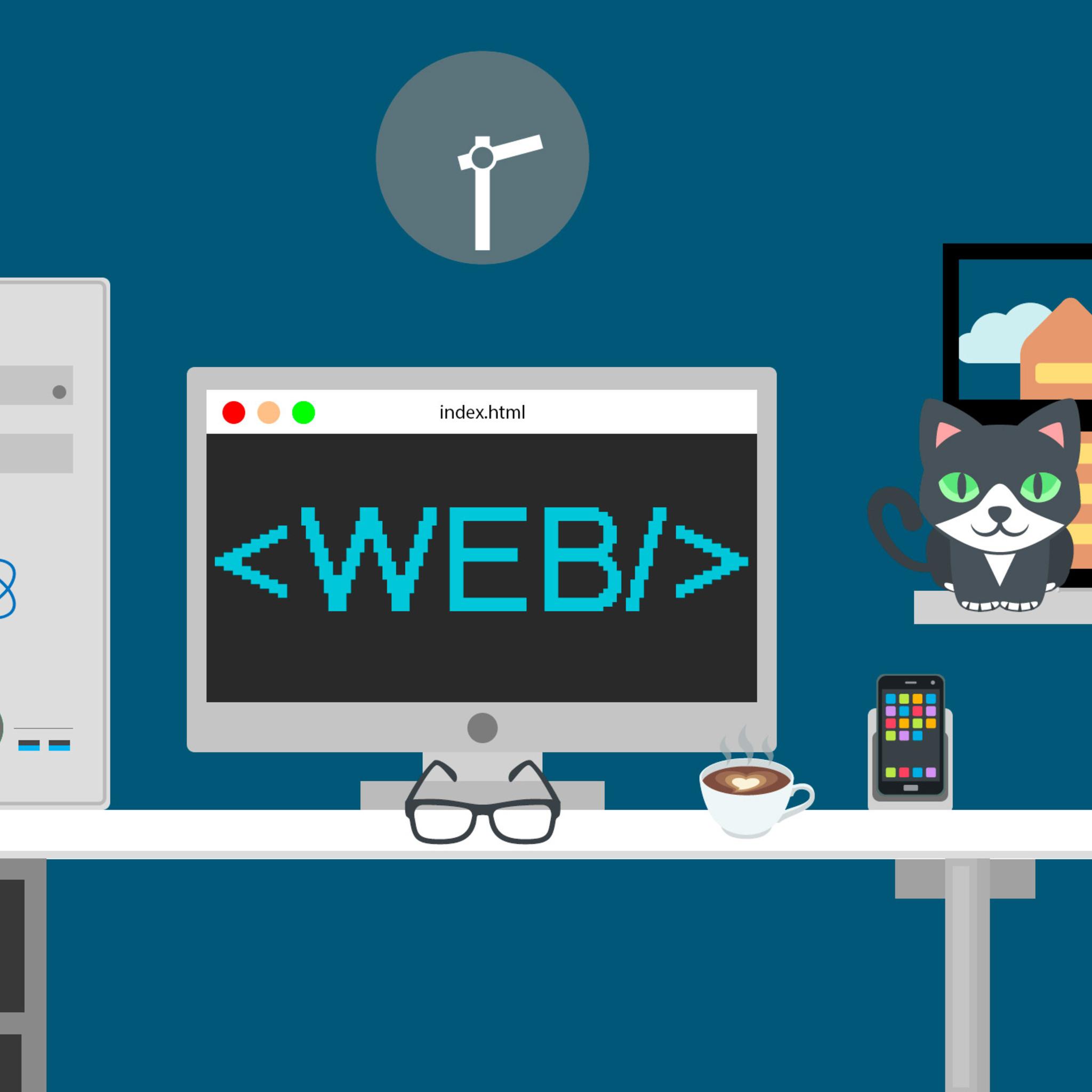 2048x2048 Web Development Minimalism Ipad Air Hd 4k