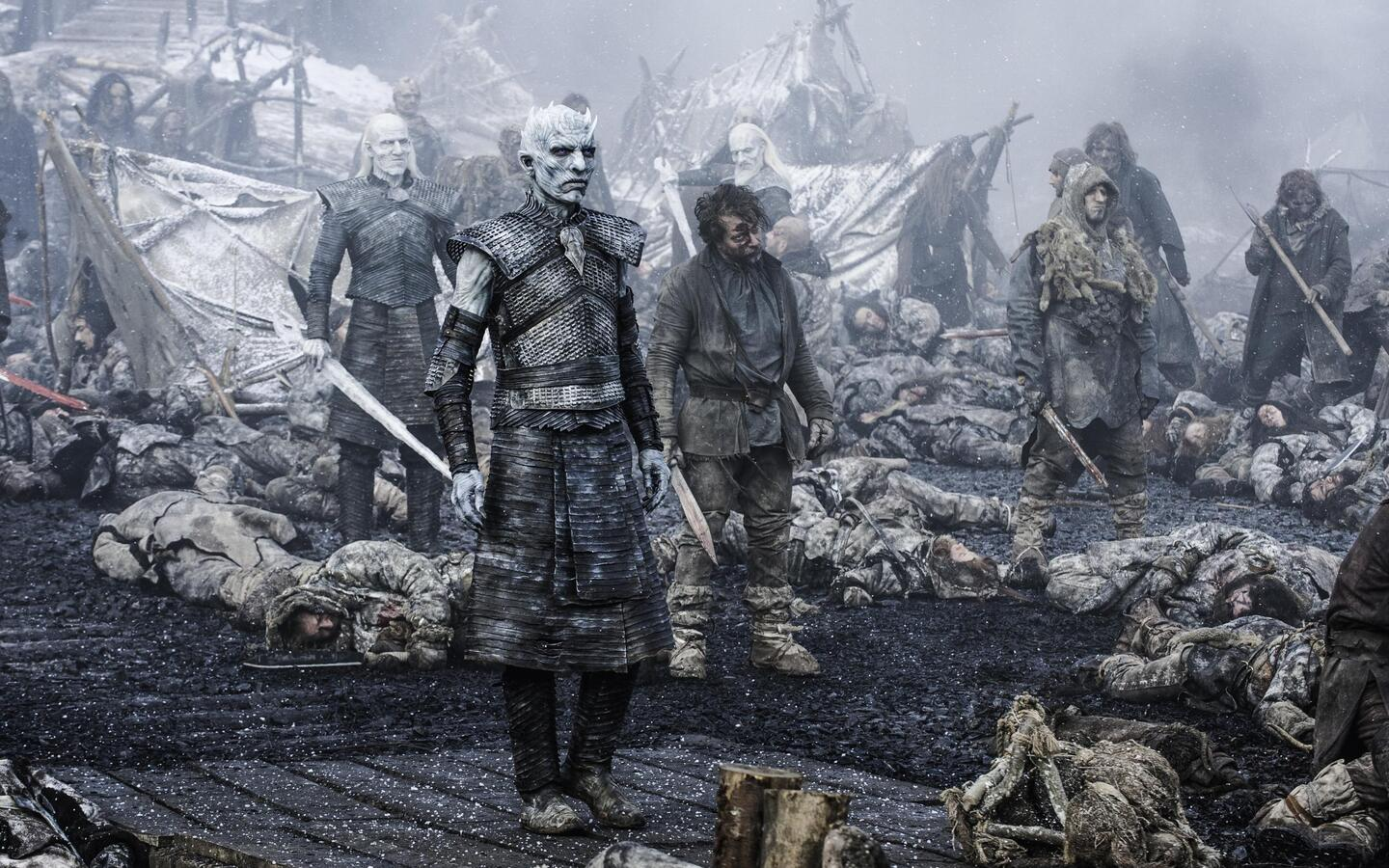 1440x900 White Walkers Game Of Thrones 1440x900 Resolution Hd 4k