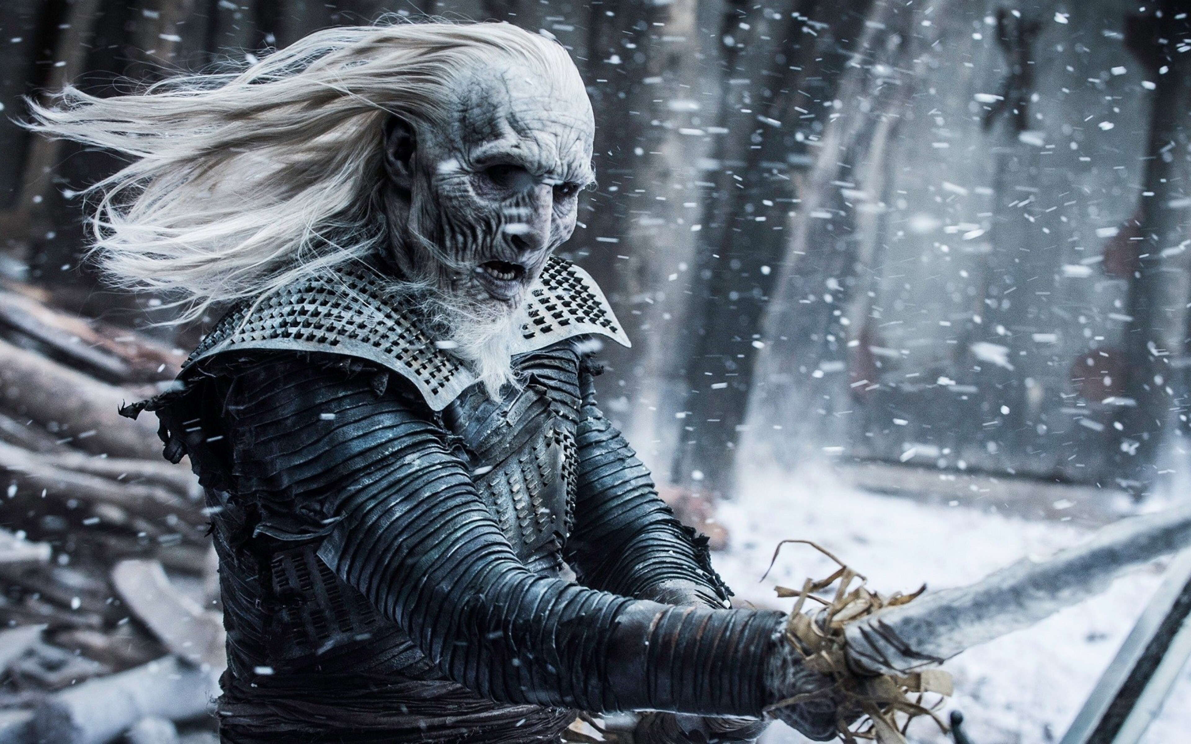 3840x2400 White Walkers 4k Hd 4k Wallpapers Images