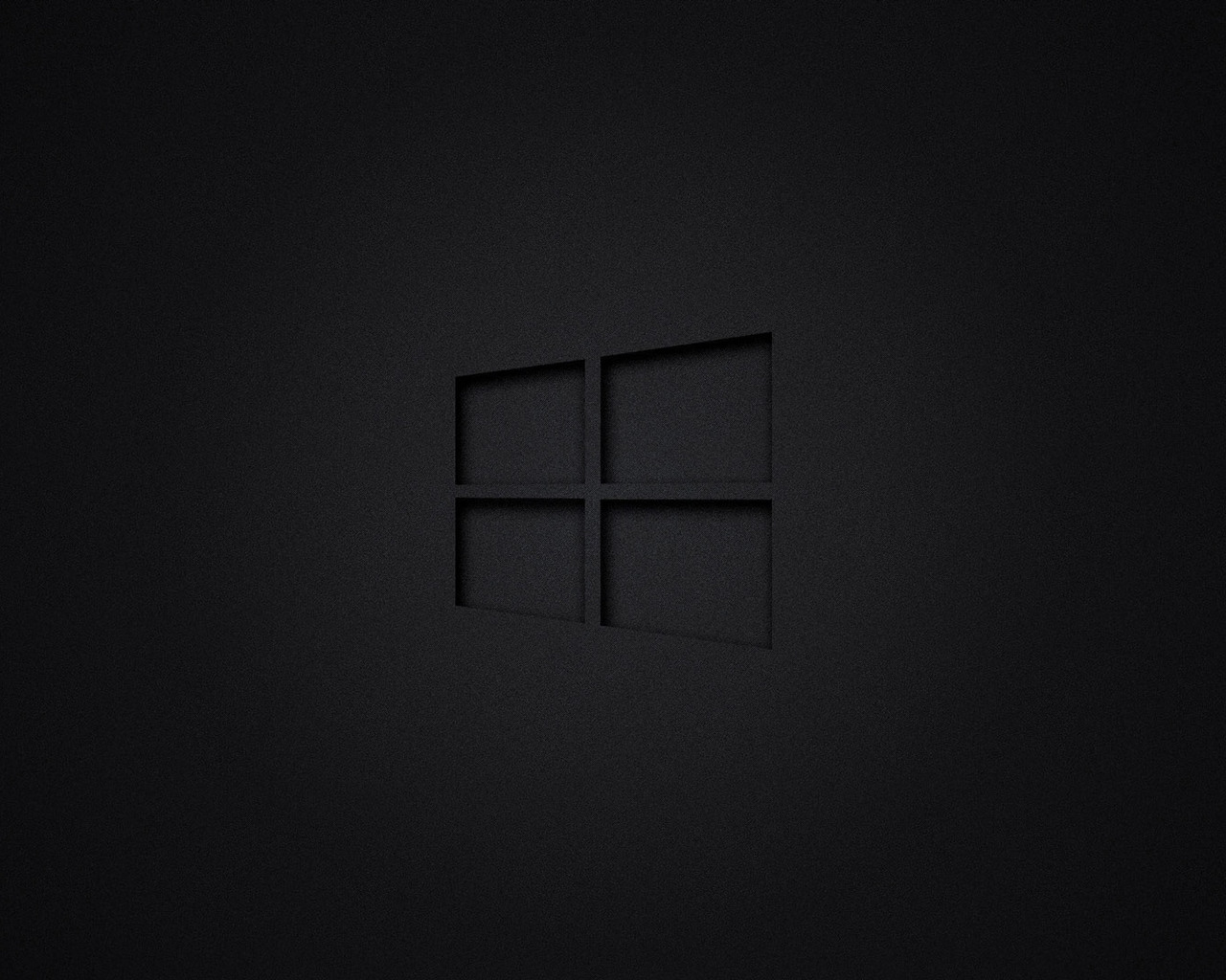 1280x1024 Windows 10 Dark 1280x1024 Resolution Hd 4k