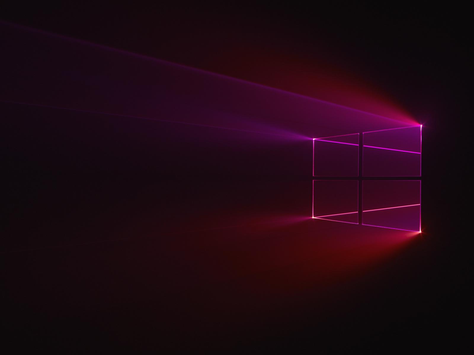 1600x1200 Windows 10 Glass Background 1600x1200 Resolution