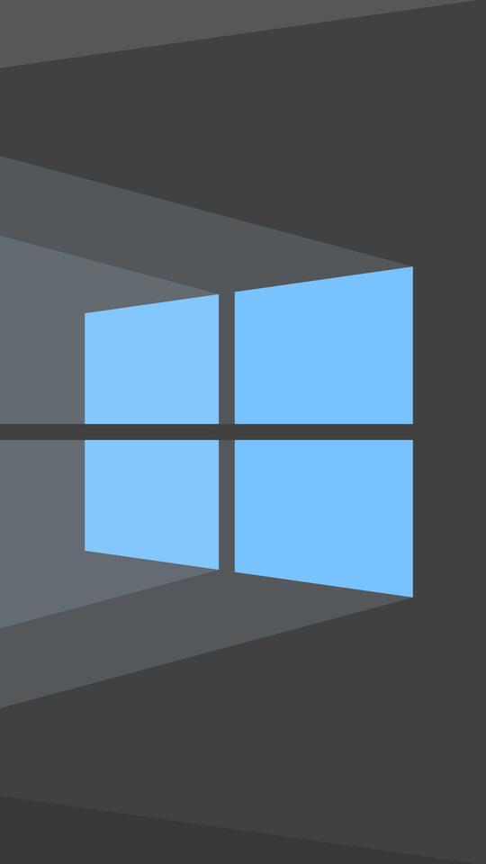 540x960 Windows 10 Minimalism 4k 540x960 Resolution HD 4k ...