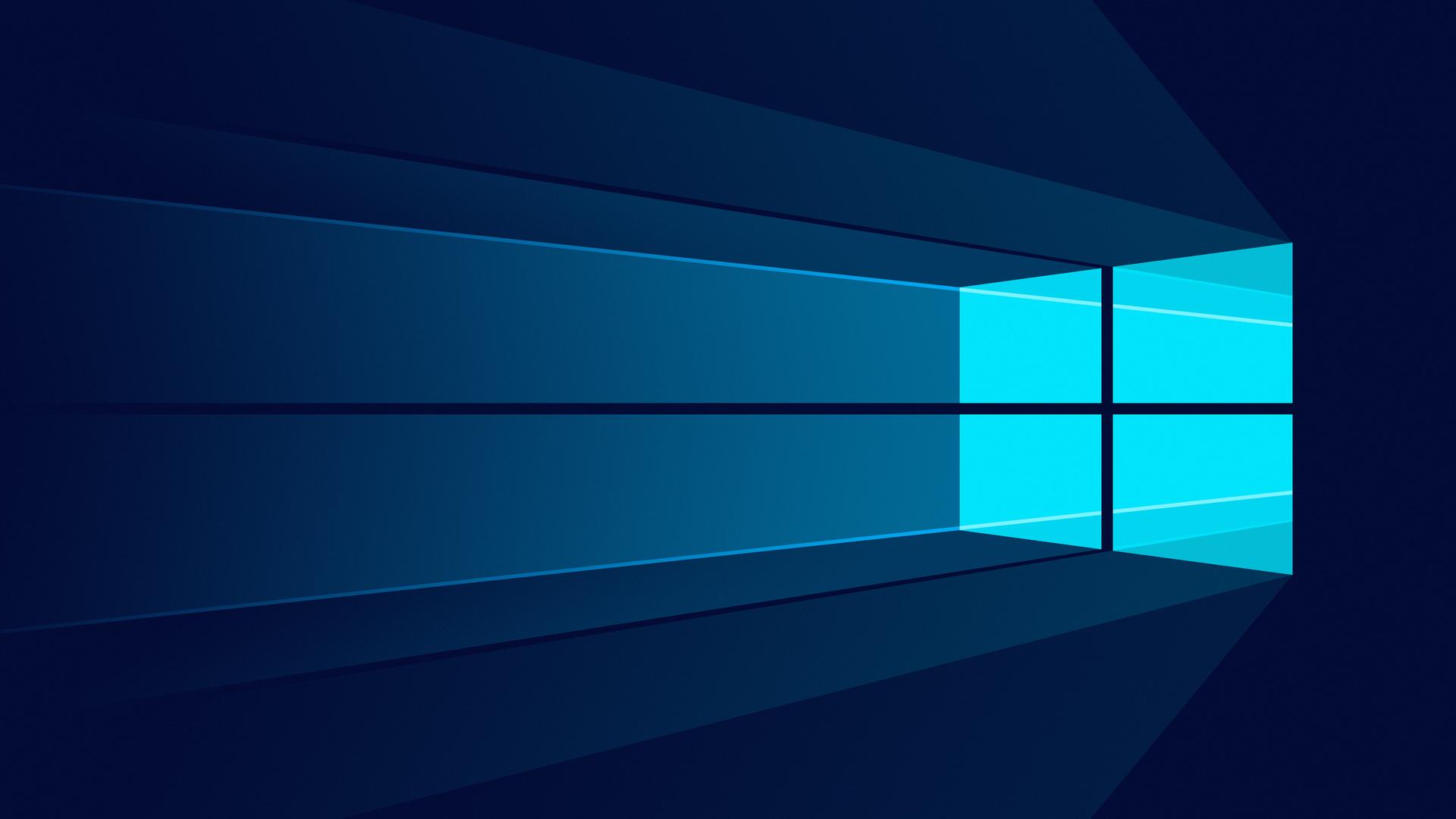 1920x1080 Windows 10 Minimalist Laptop Full HD 1080P HD 4k ...