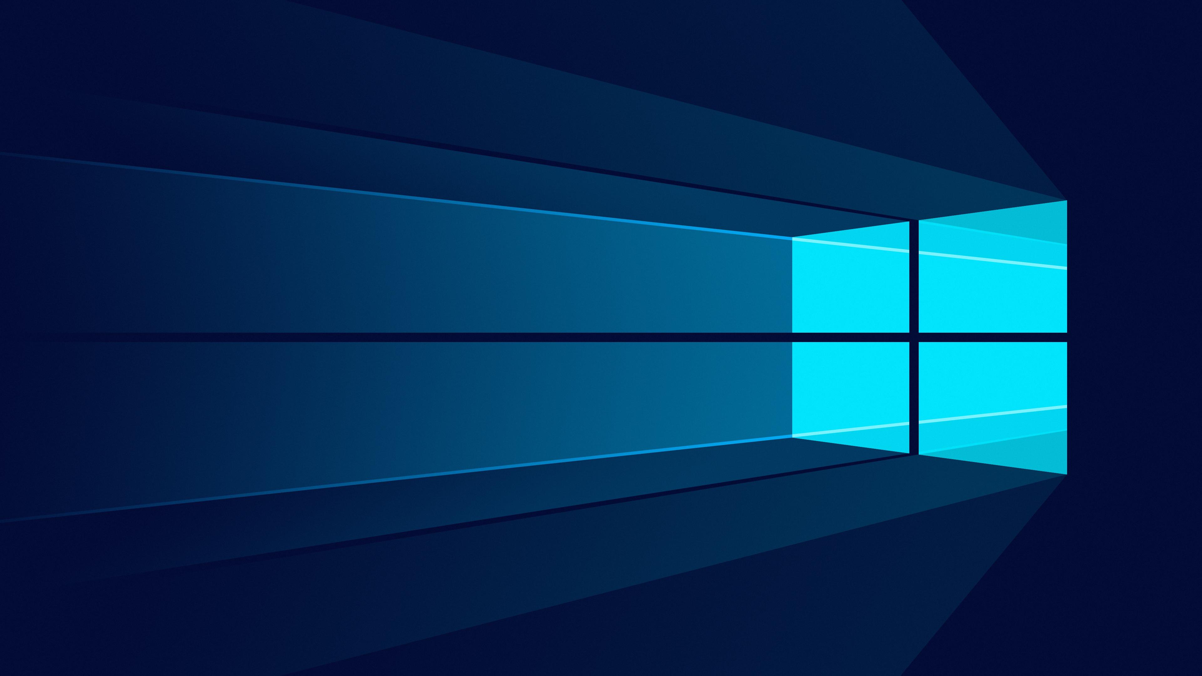 3840x2160 Windows 10 Minimalist 4k HD 4k Wallpapers ...