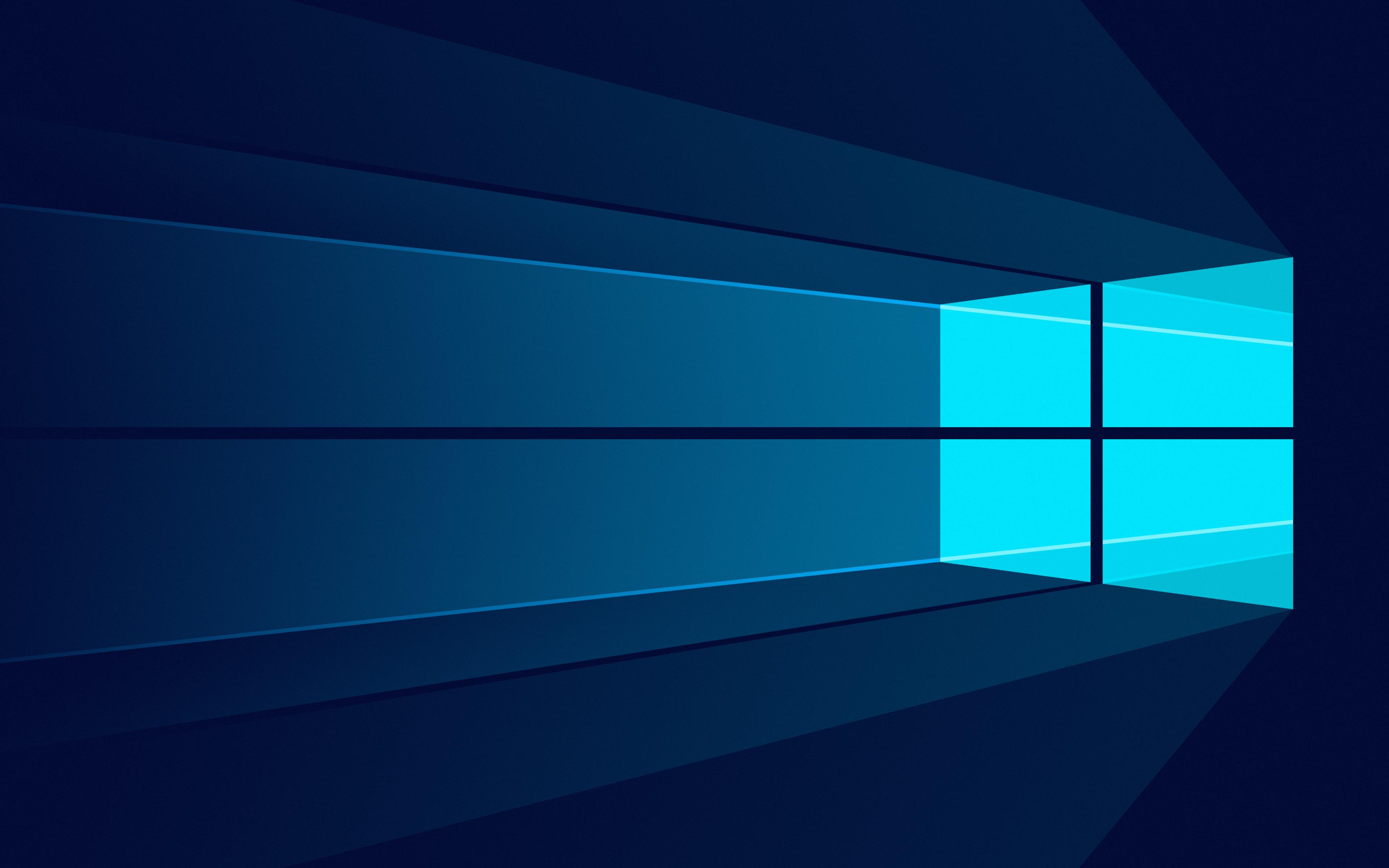 3840x2400 Windows 10 Minimalist 4k HD 4k Wallpapers ...