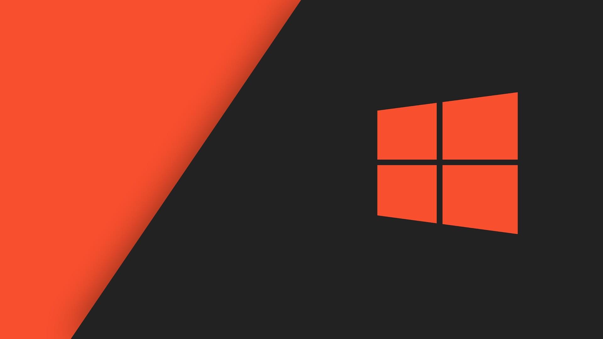 1920x1080 Windows 10 Orange Stock Laptop Full Hd 1080p Hd 4k