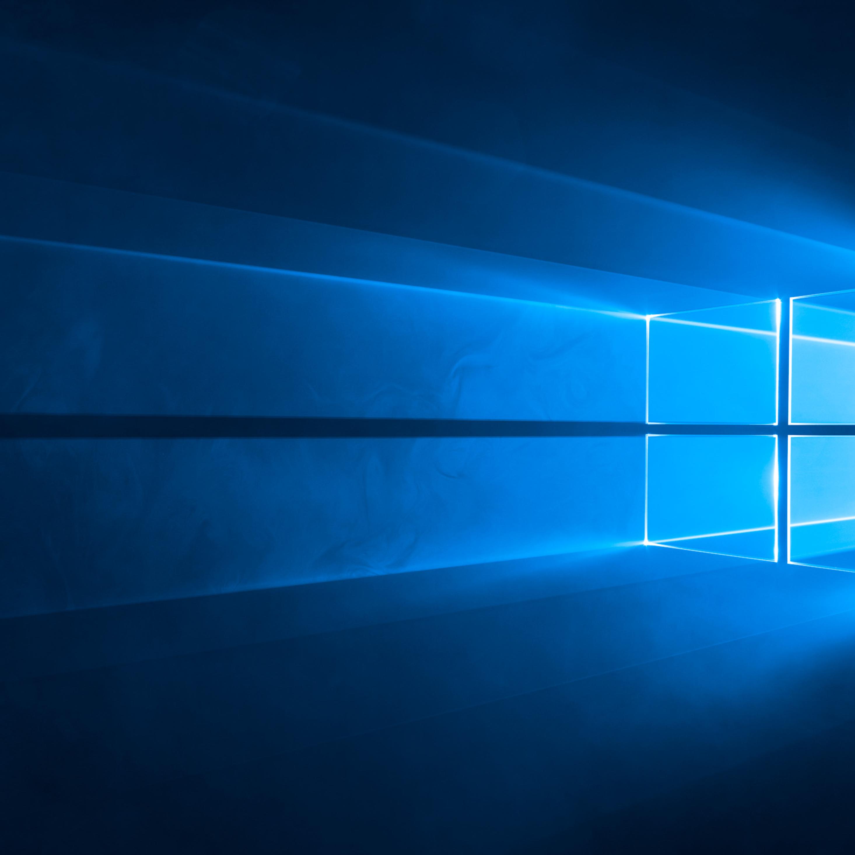 2932x2932 Windows 10 Original Ipad Pro Retina Display Hd 4k