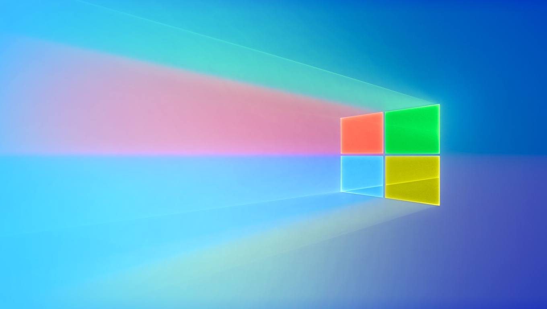 1360x768 Windows Refraction Logo 4k Laptop Hd Hd 4k Wallpapers