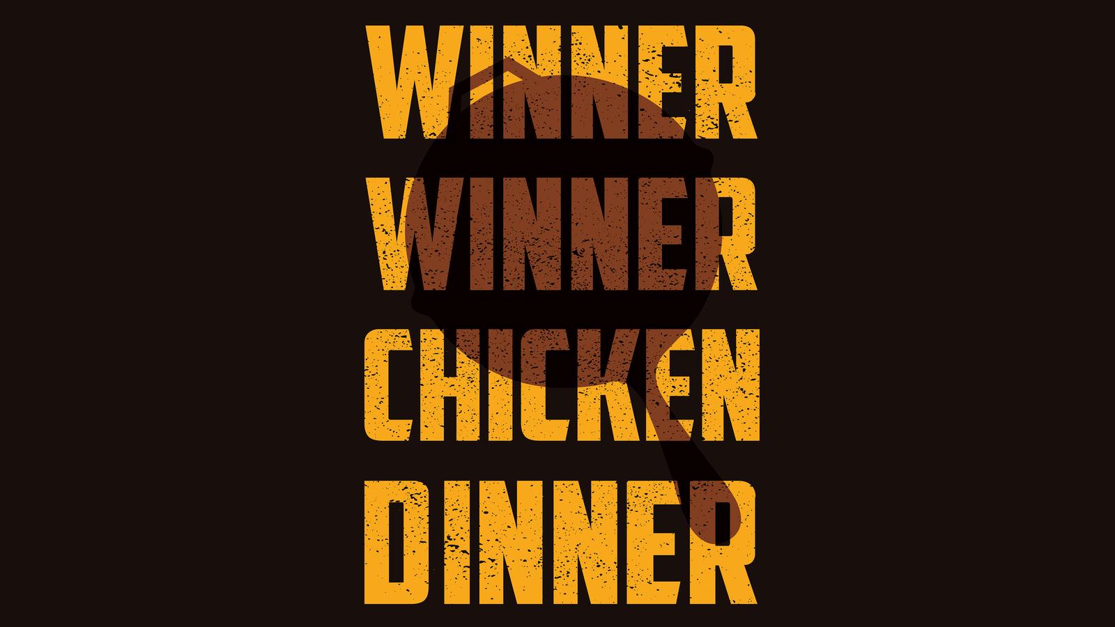 Good Winner Winner Chicken Dinner Tp