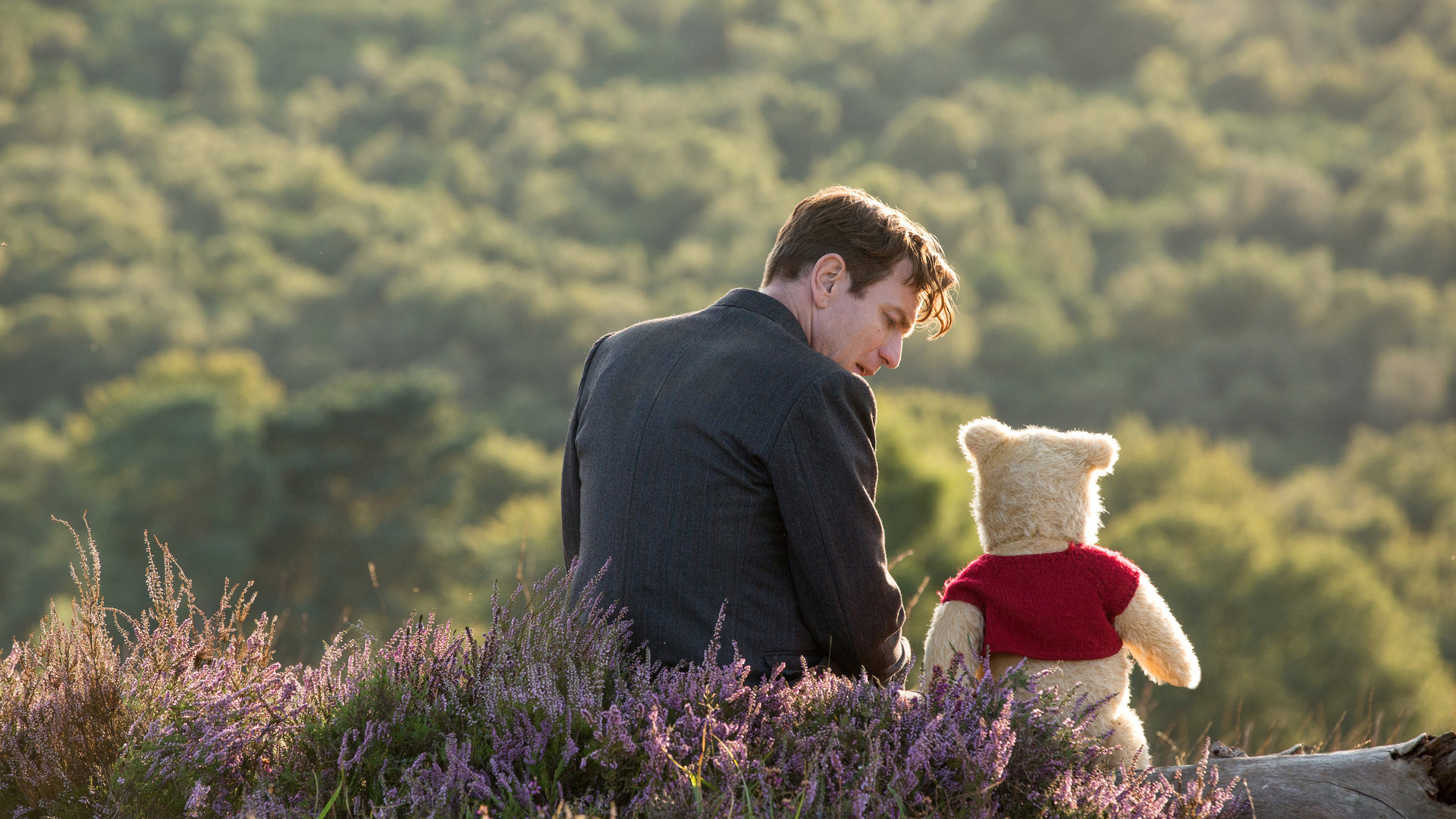 1920x1080 Winnie The Pooh In Christopher Robin Movie 5k ...