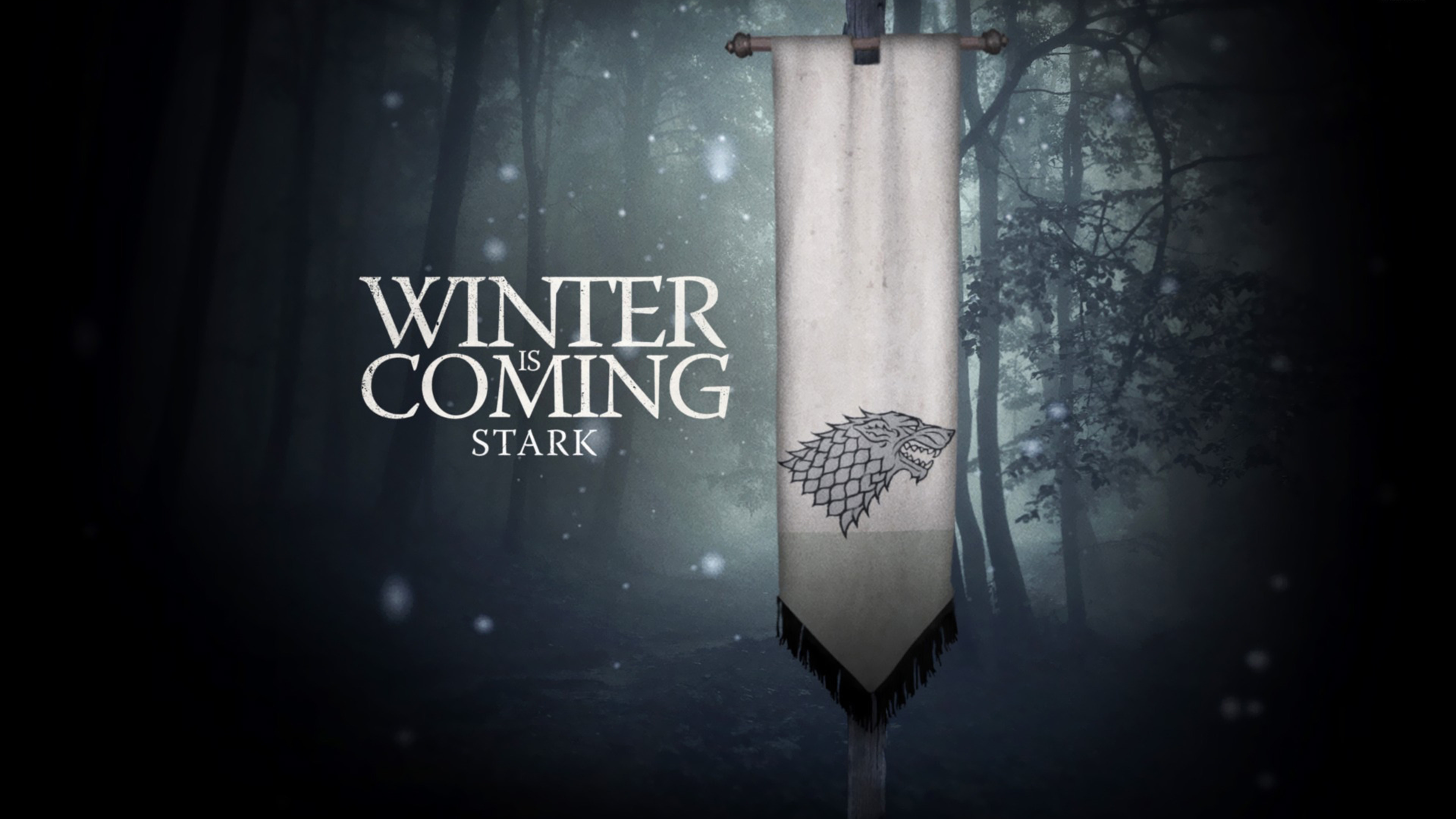 4k Game Of Thrones Wallpaper: 3840x2160 Winter Is Coming 4k HD 4k Wallpapers, Images