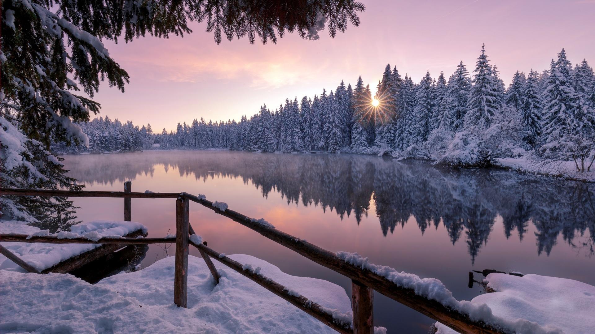 Winter Wallpaper Nature Snow