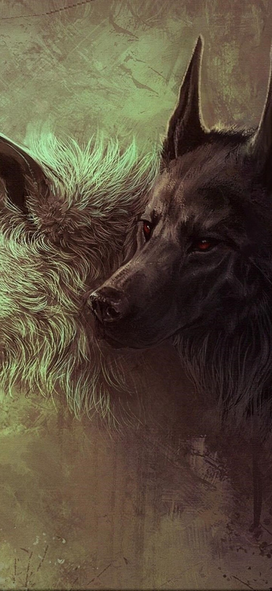 Wolf Wallpapers For Iphone X The Best Wolf 2018