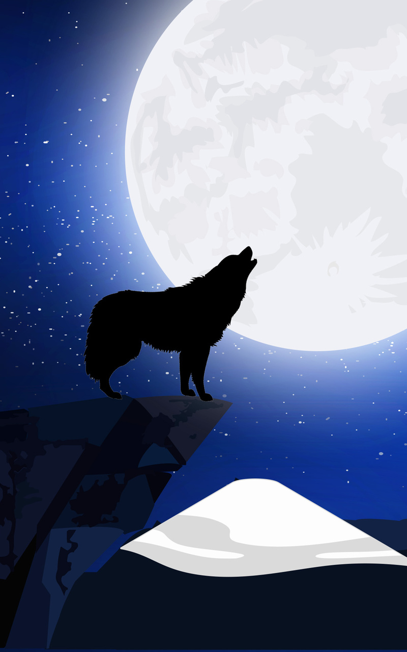 wolf howling kb