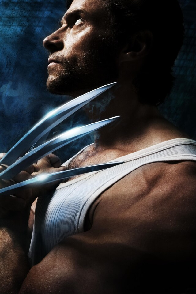 640x960 wolverine iphone 4 iphone 4s hd 4k wallpapers images backgrounds photos and pictures - Wallpaper wolverine 4k ...
