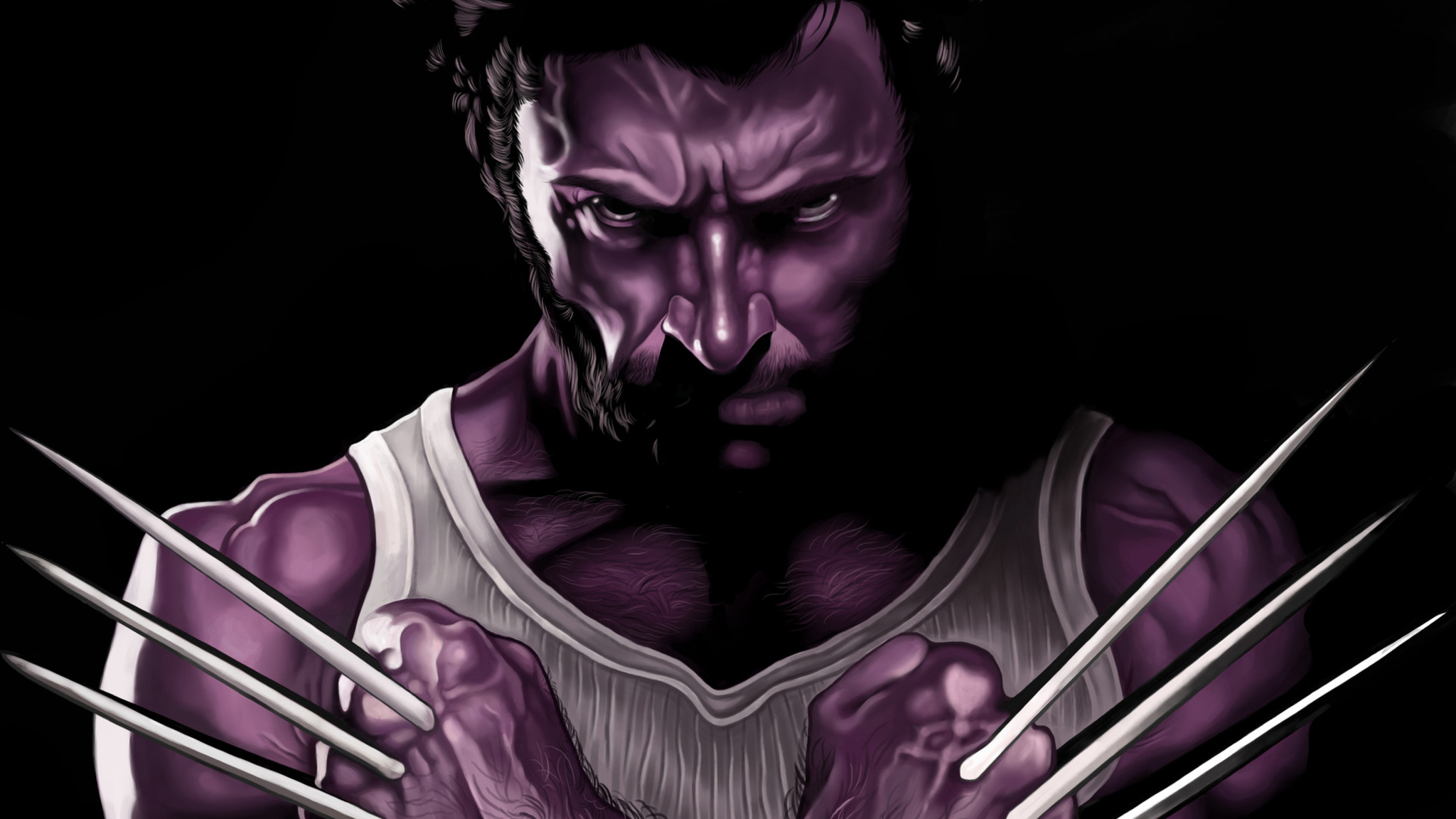 2048x1152 wolverine artwork 2048x1152 resolution hd 4k wallpapers images backgrounds photos - Wallpaper wolverine 4k ...