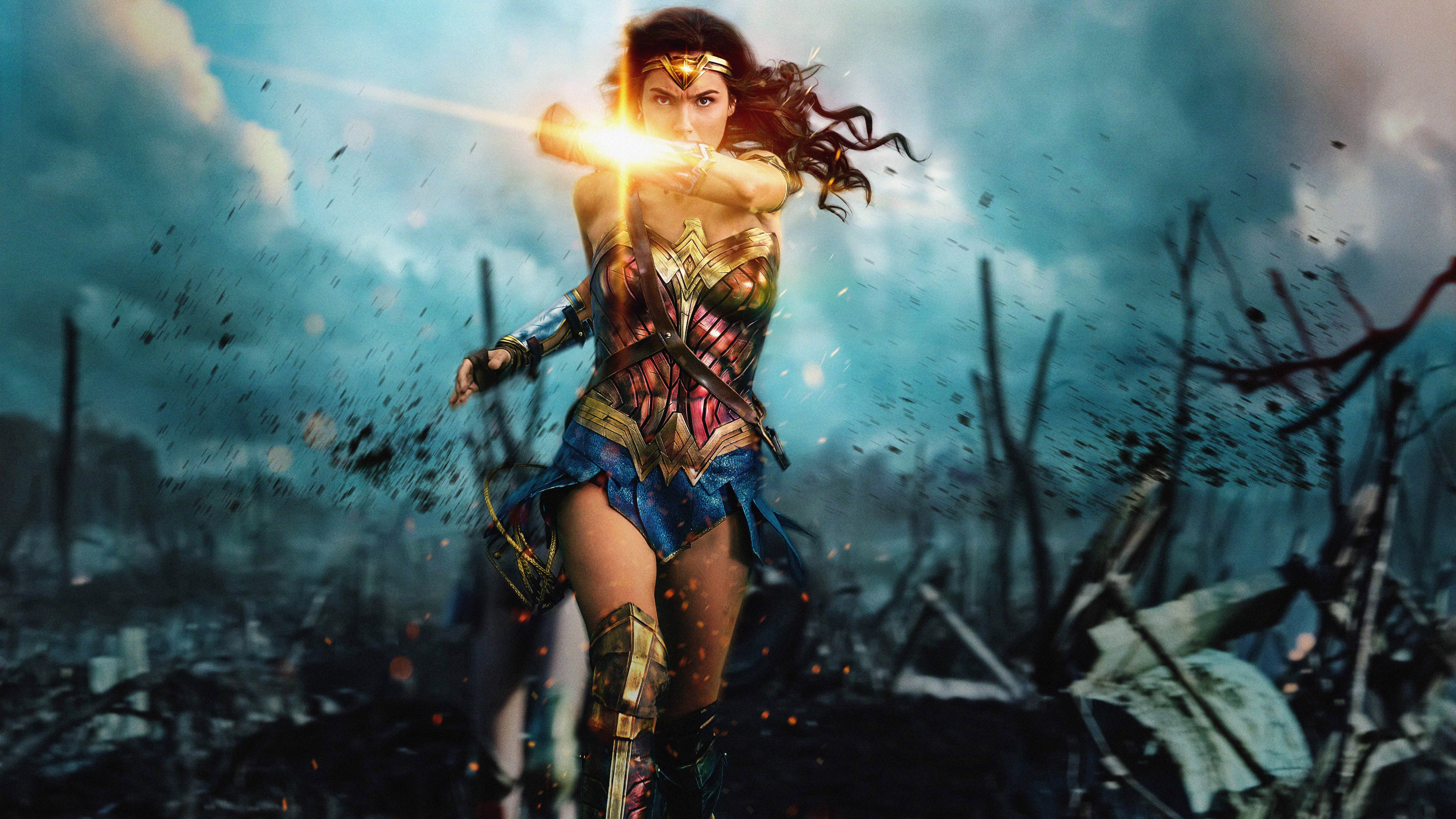 Wonder Woman 2017 Wallpaper Full Hd Free Download: 7680x4320 Wonder Woman 8k 2017 8k HD 4k Wallpapers, Images
