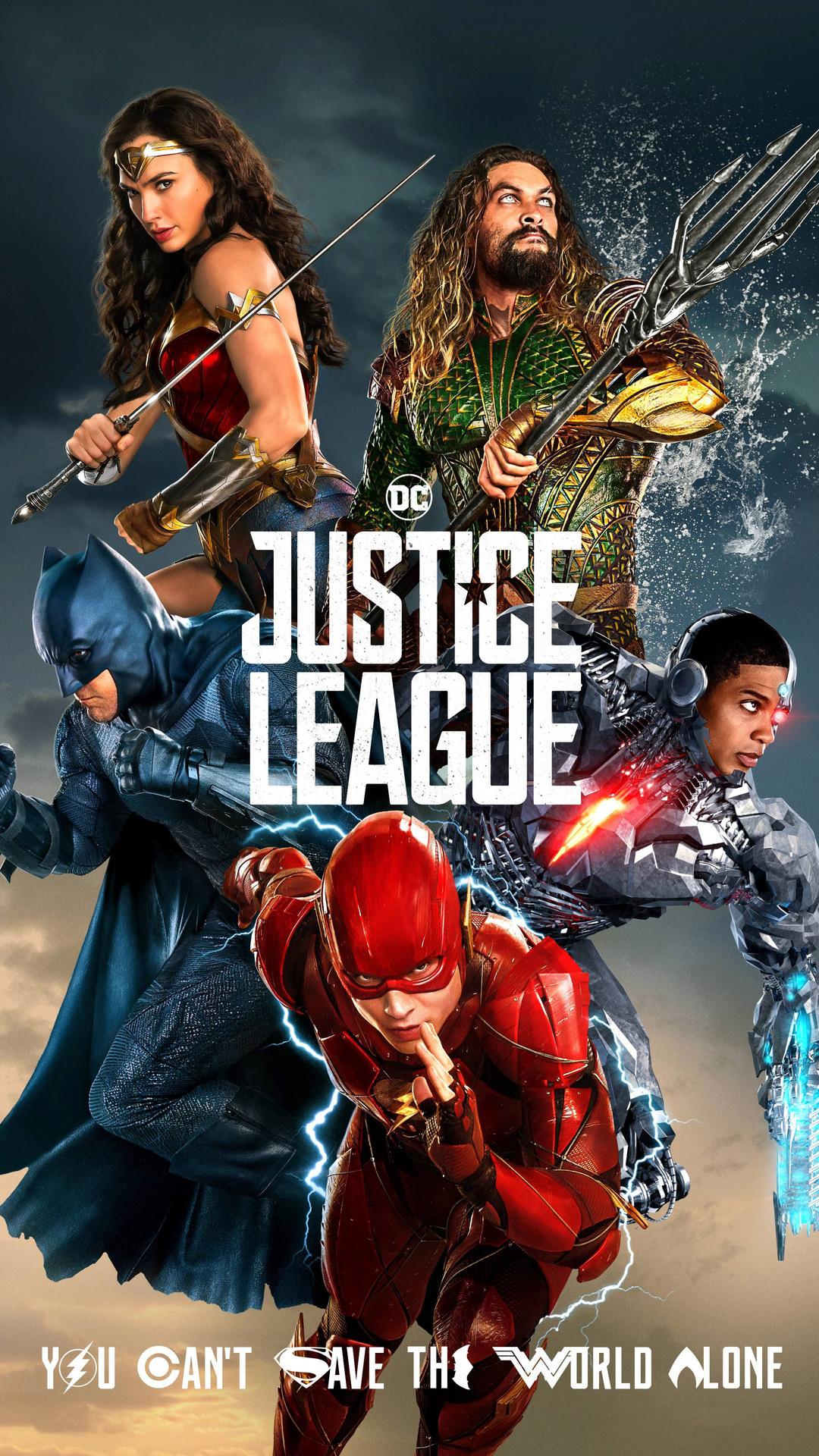 Wonder Woman Aquaman Justice League 2017 Vw