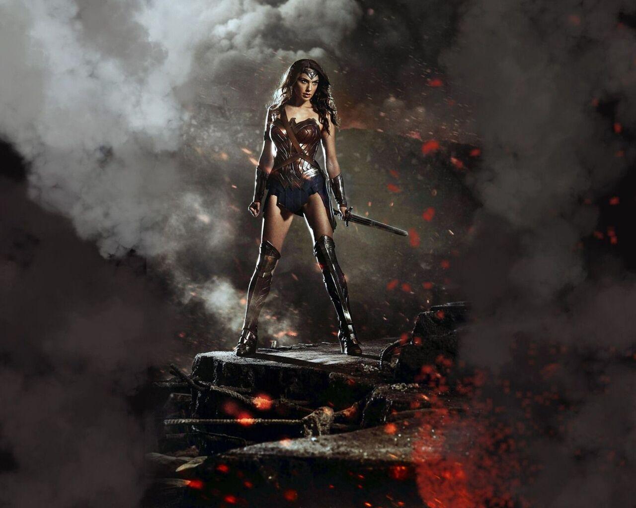 1280x1024 Wonder Woman Movie 1280x1024 Resolution Hd 4k: 1280x1024 Wonder Woman In Batman V Superman 1280x1024