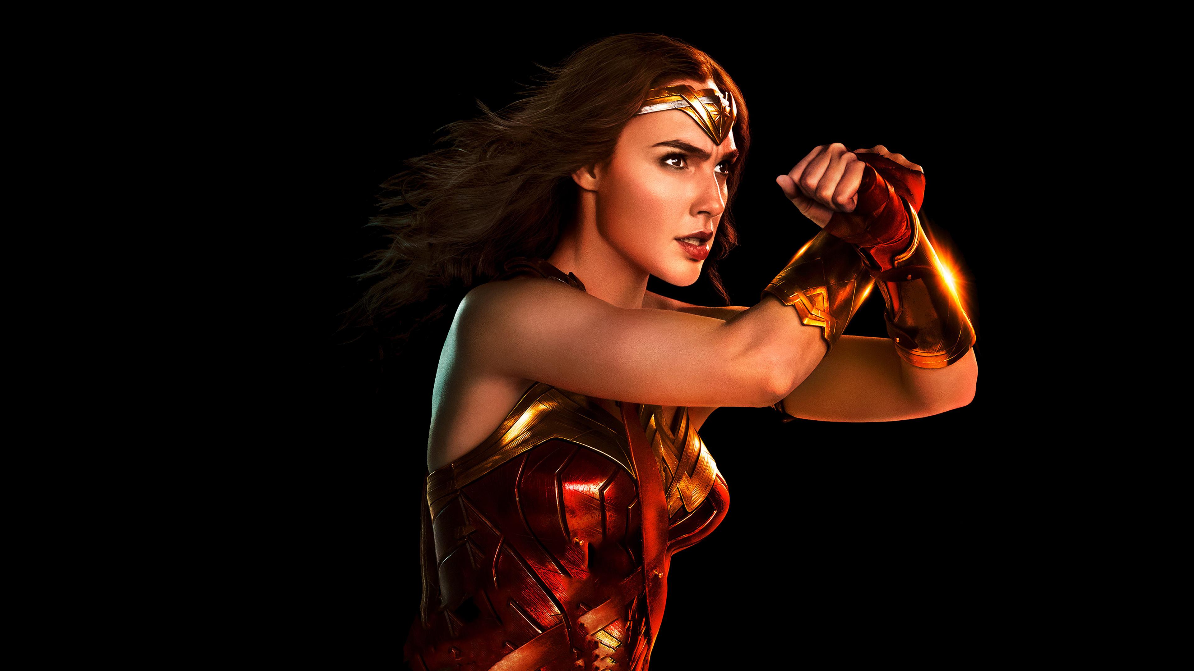 3840x2160 Wonder Woman Justice League 2017 4k 4k Hd 4k Wallpapers