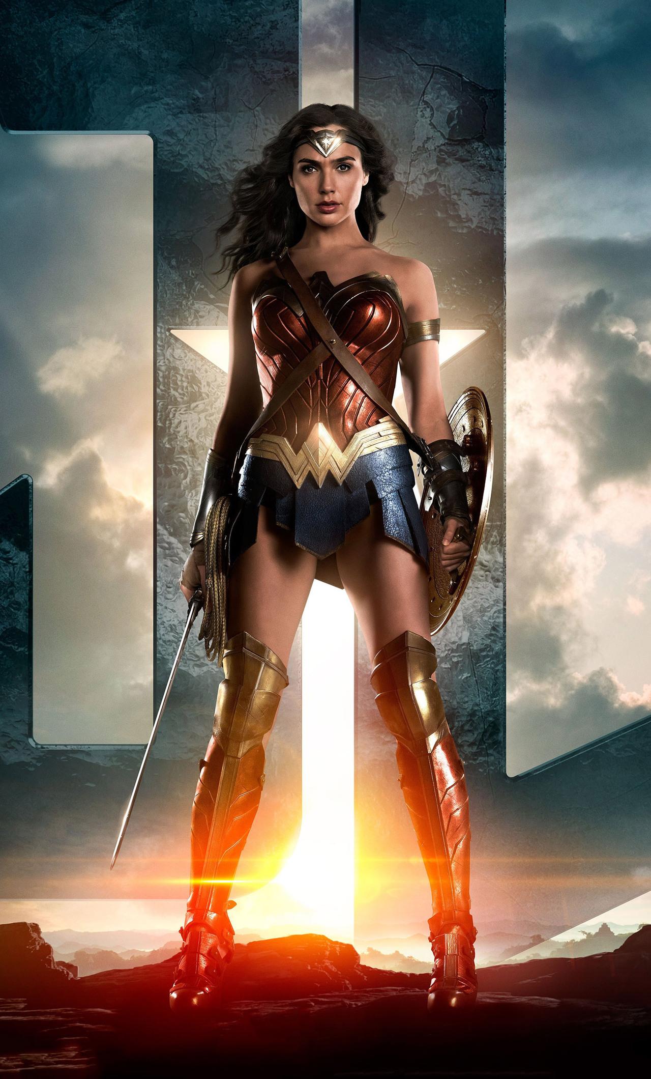 Wonder Woman Justice League 2017 Image