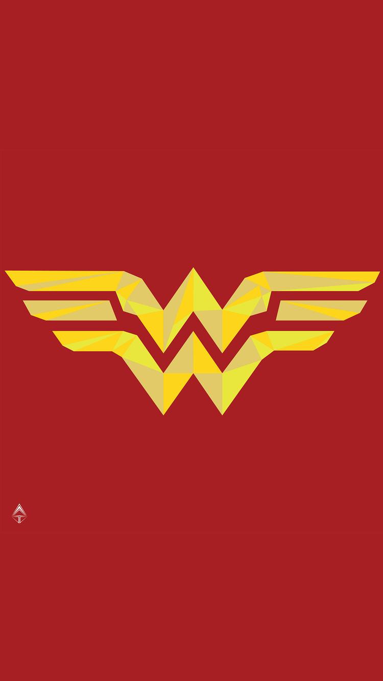 750x1334 Wonder Woman Logo 4k Artwork Iphone 6 Iphone 6s Iphone 7