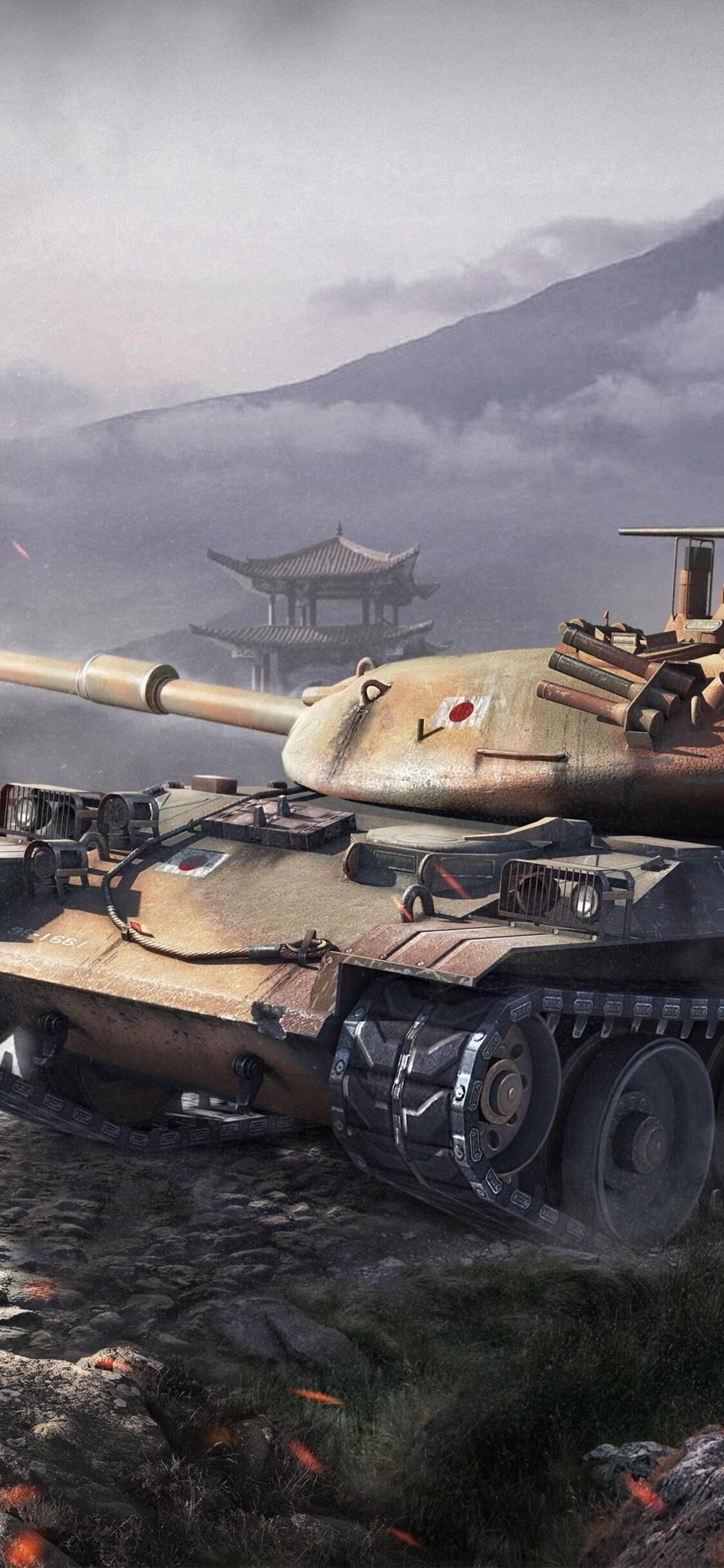 1125x2436 World Of Tanks Iphone Xs Iphone 10 Iphone X Hd 4k