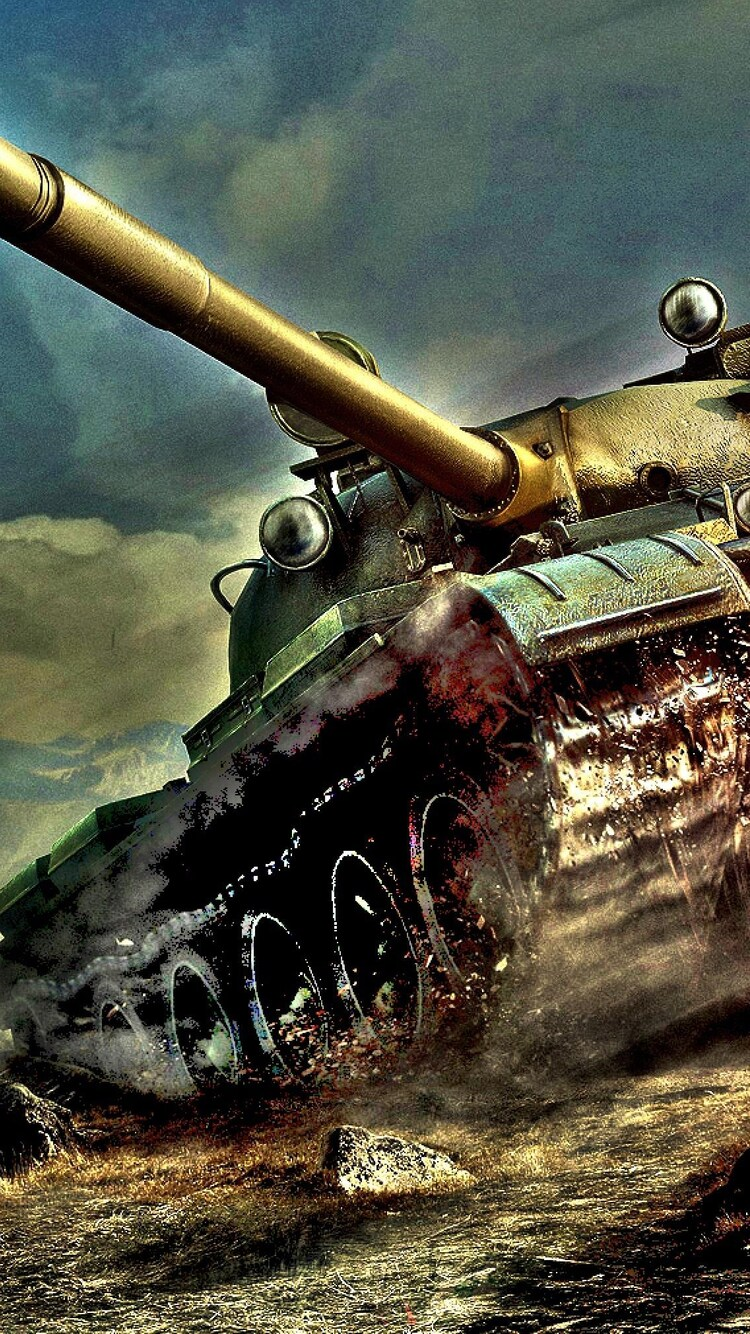 750x1334 World Of Tanks 2 iPhone 6, iPhone 6S, iPhone 7 HD ...