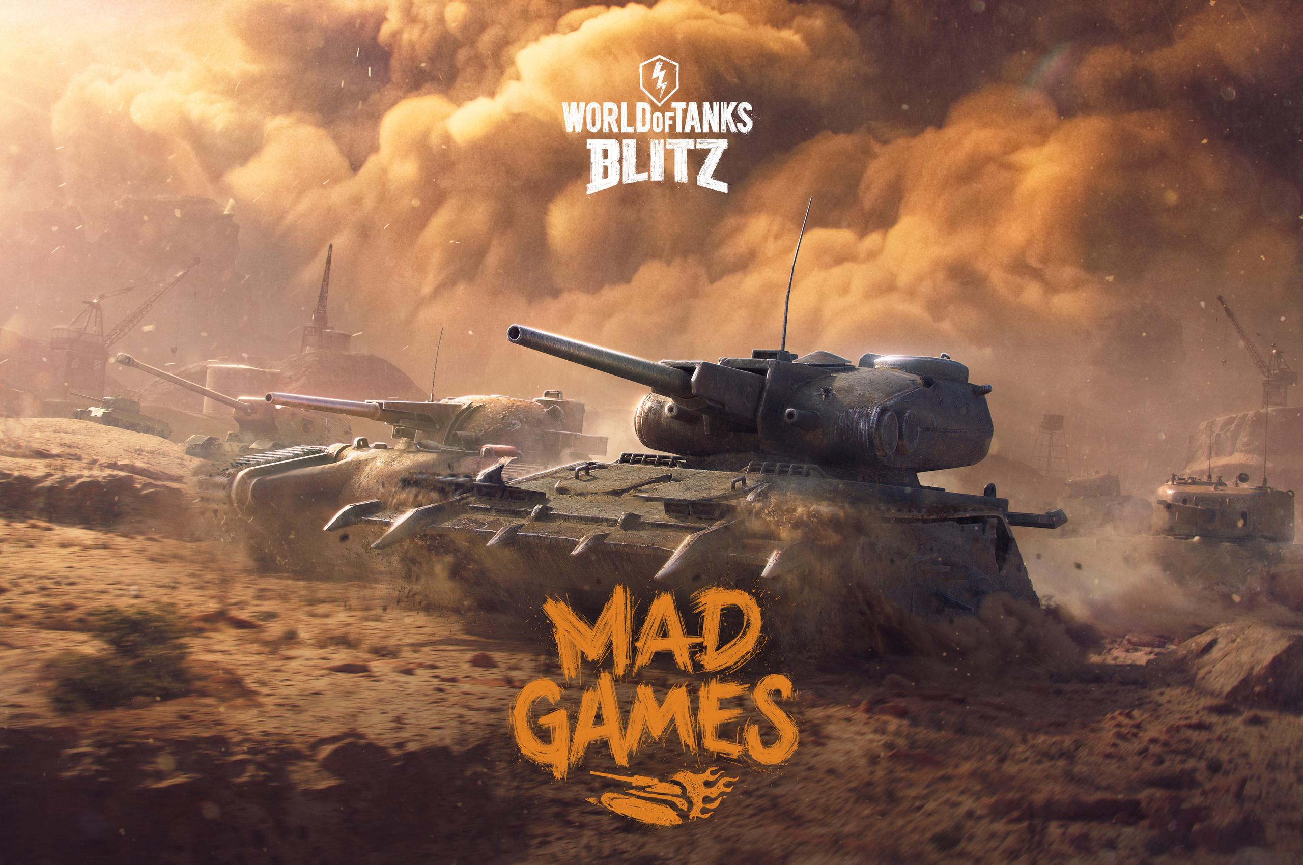 2560x1700 World Of Tanks Blitz Mad Games 2018 5k Chromebook Pixel