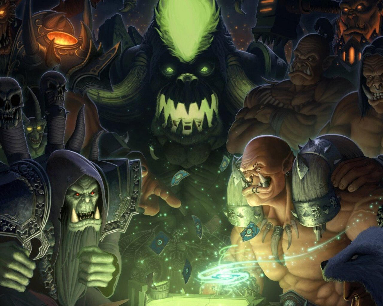 1280x1024 World Of Warcraft Characters 1280x1024 Resolution