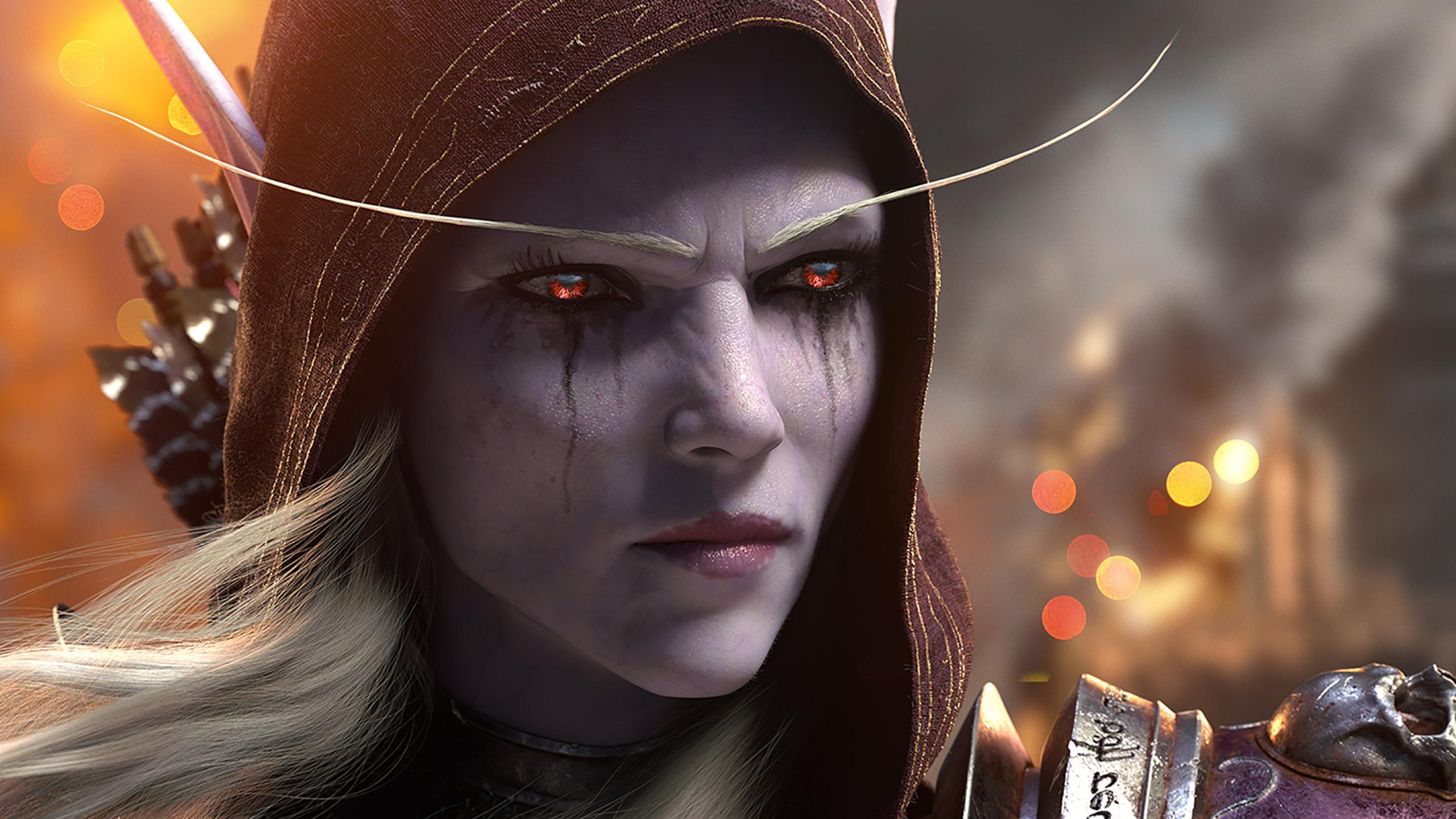 2560x1440 World Of Warcraft Darlady 1440p Resolution Hd 4k