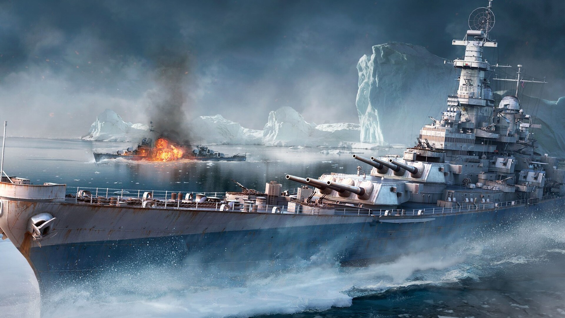 1920x1080 World Of Warships Game Laptop Full Hd 1080p Hd 4k