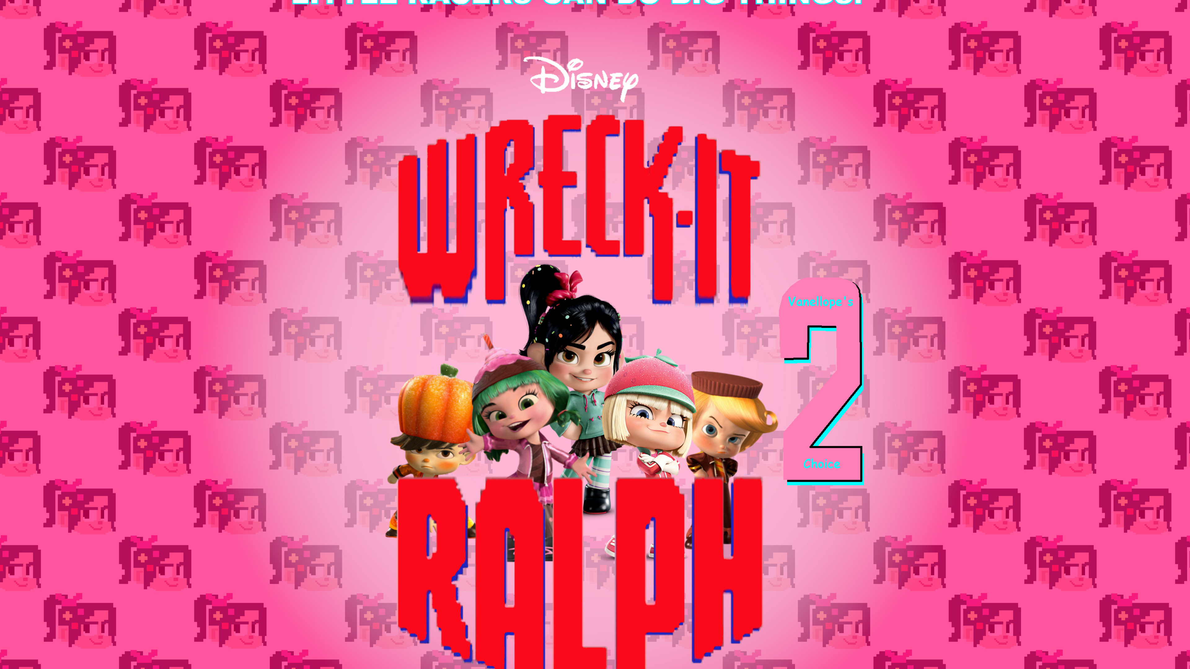 Wreck It Ralph Animation Movie 4k Hd Desktop Wallpaper For: 3840x2160 Wreck It Ralph 2 4k HD 4k Wallpapers, Images
