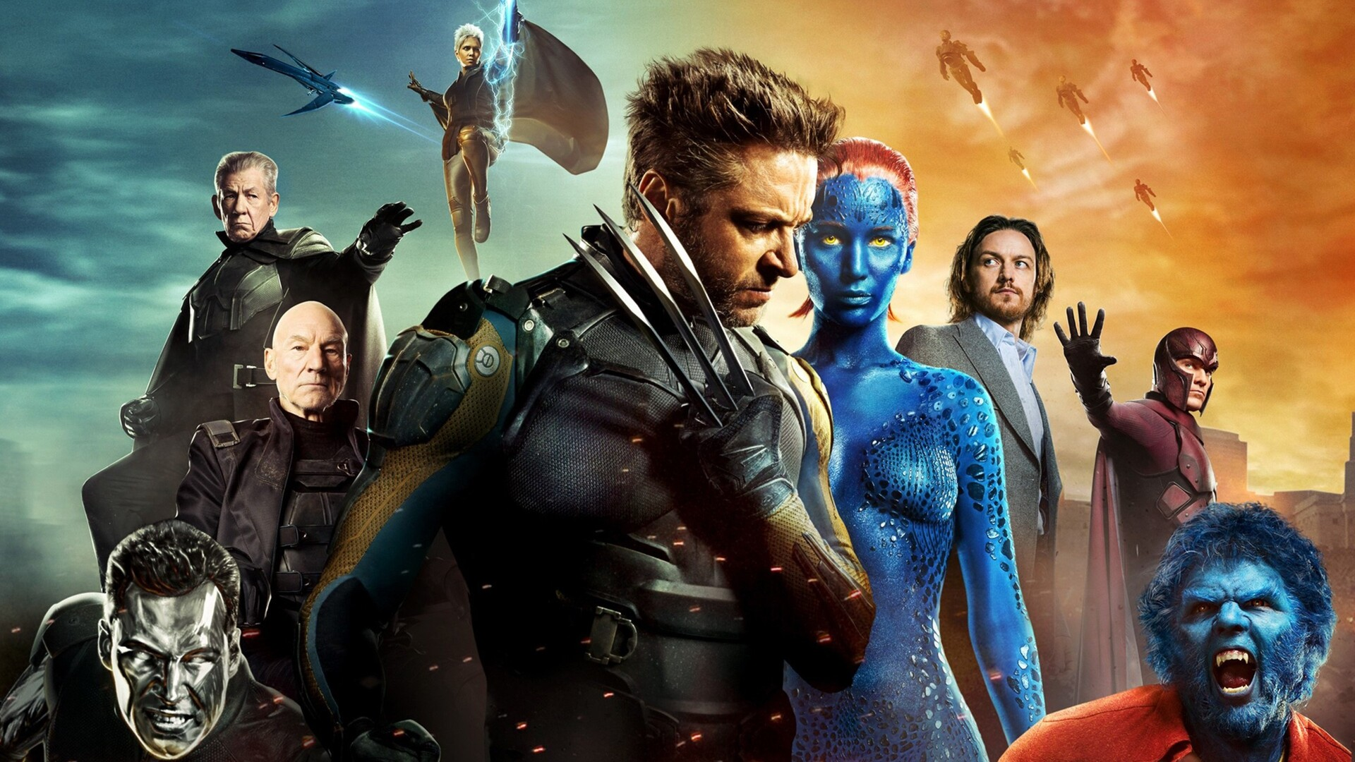 1920x1080 X Men Days Of Future Past Poster Laptop Full Hd 1080p Hd