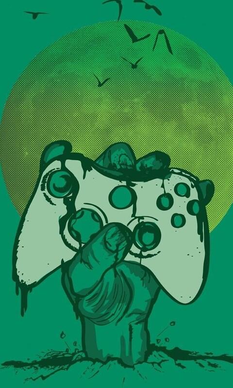 480x800 Xbox 360 Minimalism Galaxy Note,HTC Desire,Nokia ...