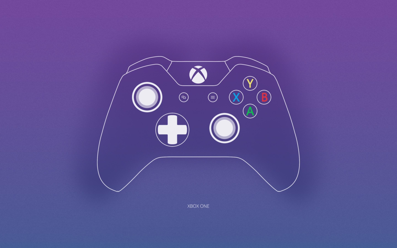 Xbox One Controller Minimalism 7t