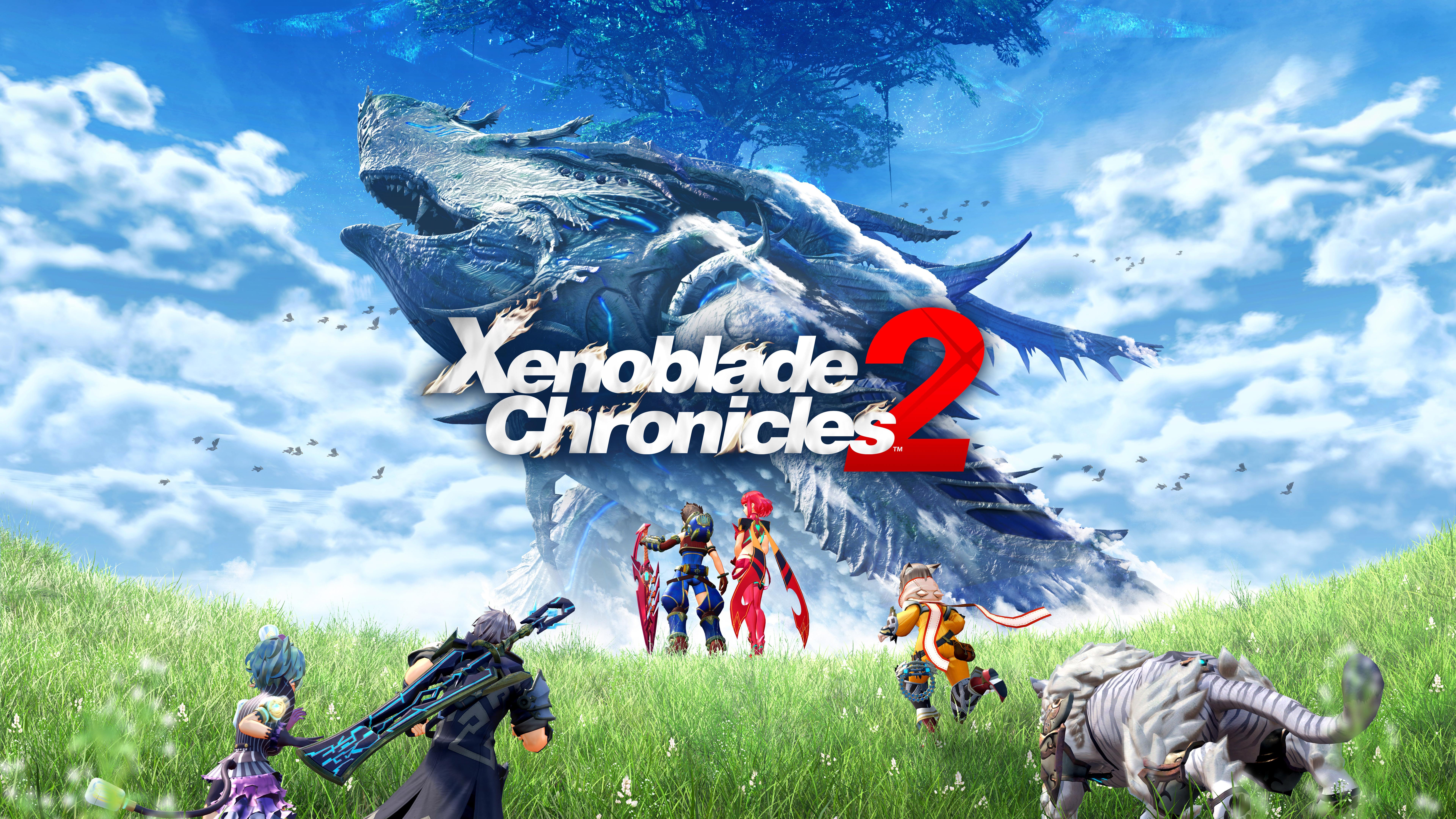7680x4320 Xenoblade Chronicles 2 8k HD 4k Wallpapers ...