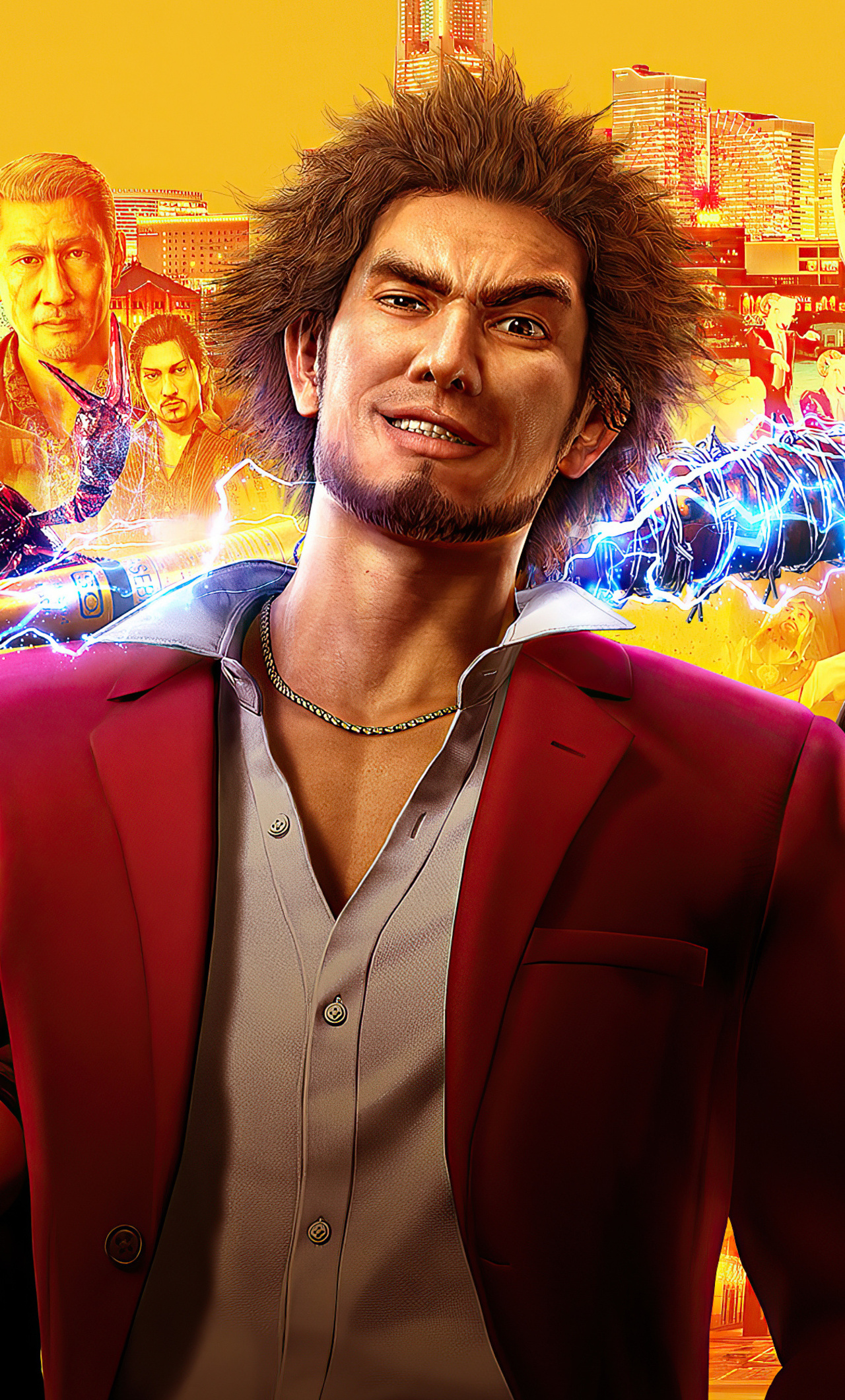 1280x2120 Yakuza Like A Dragon Iphone 6 Hd 4k Wallpapers Images Backgrounds Photos And Pictures