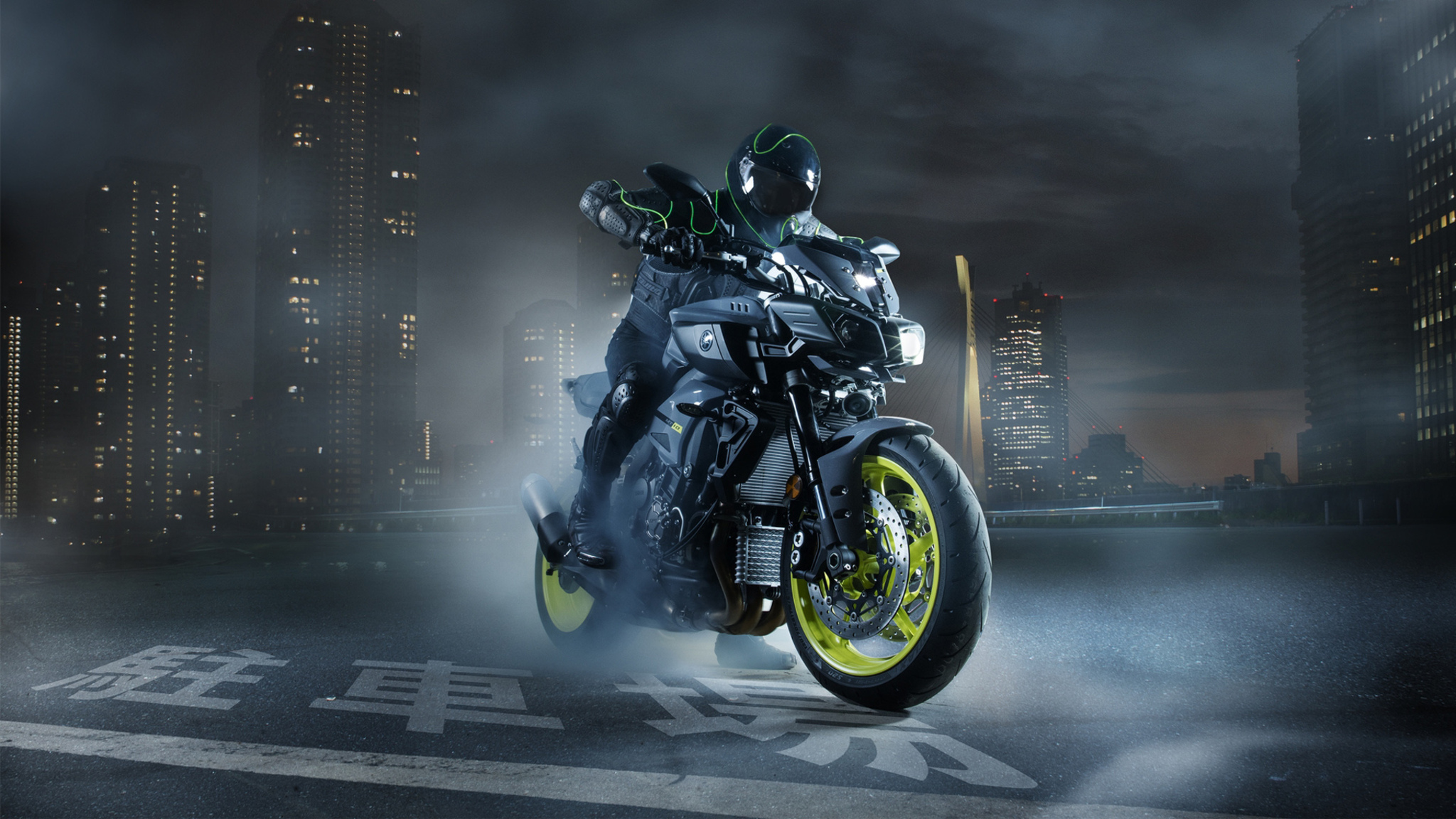 2048x1152 Yamaha Mt 10 2048x1152 Resolution HD 4k