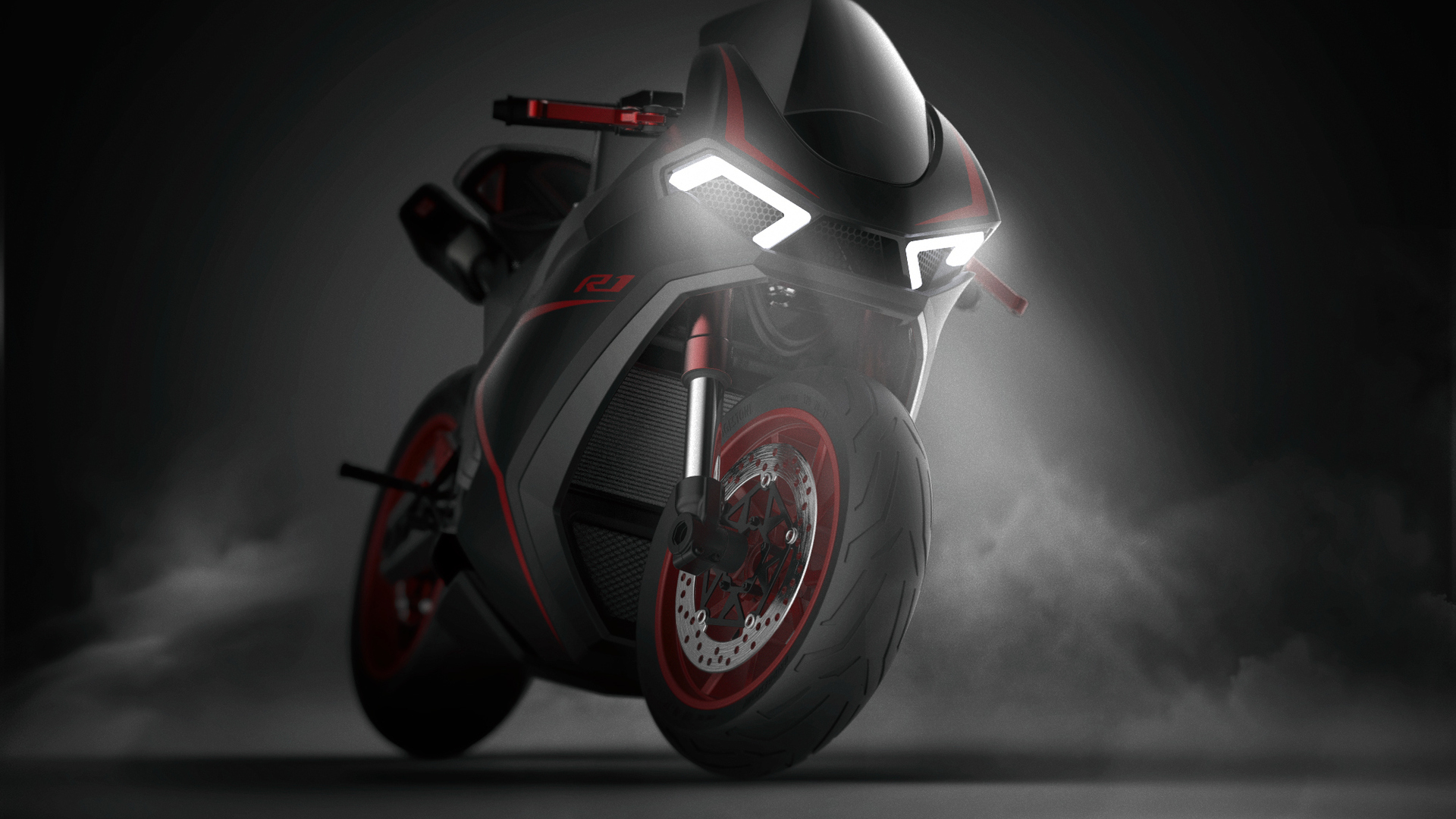 1920x1080 Yamaha R1 Concept Laptop Full HD 1080P HD 4k