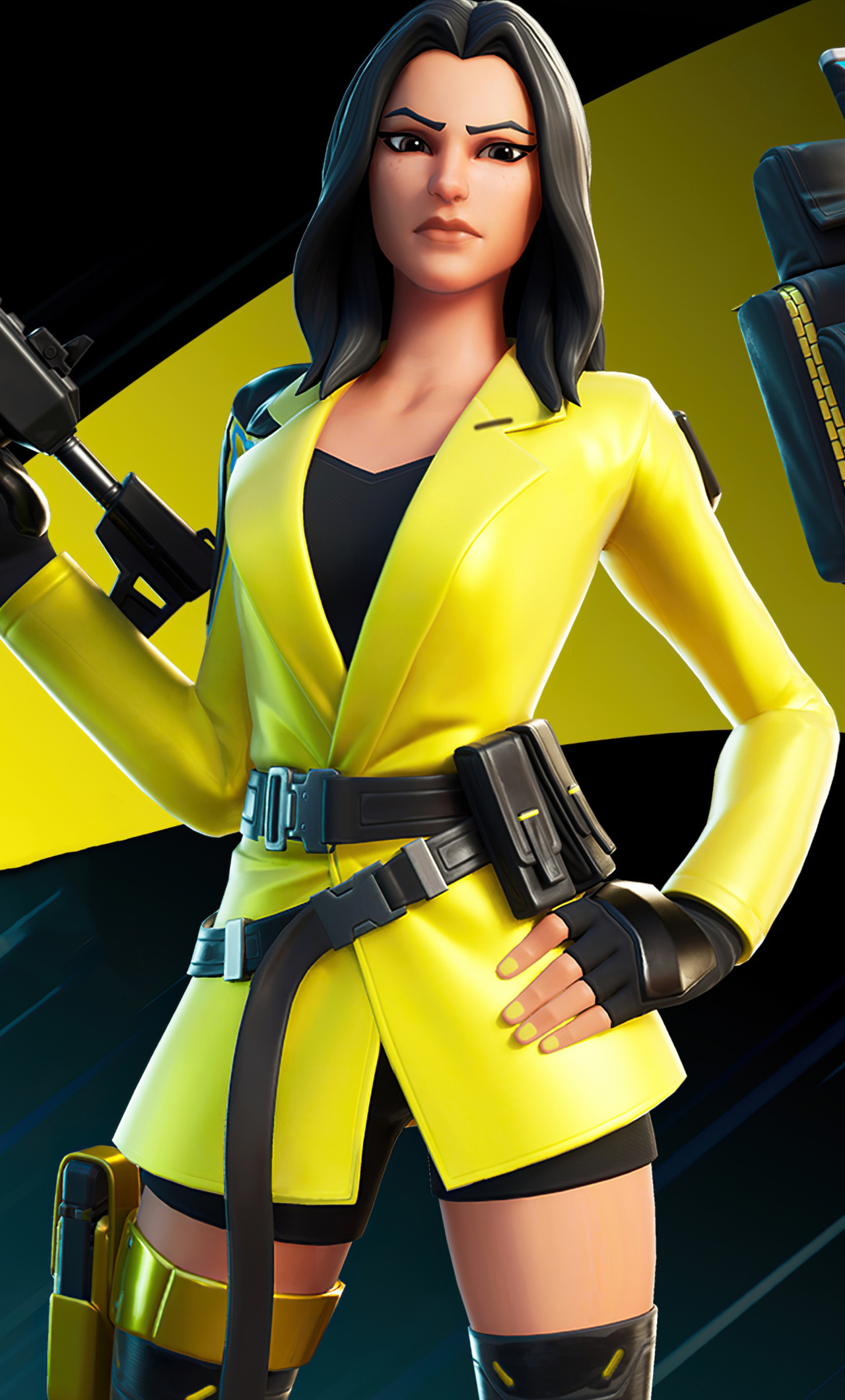 1280x2120 Yellow Jacket Fortnite 2020 Iphone 6 Hd 4k Wallpapers Images Backgrounds Photos And Pictures