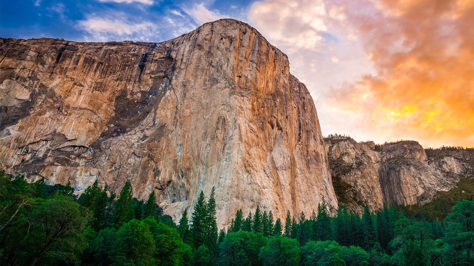 1920x1080 Wallpapers Hd Backgrounds Images Pics Photos: 1920x1080 Yosemite Mountains Laptop Full HD 1080P HD 4k