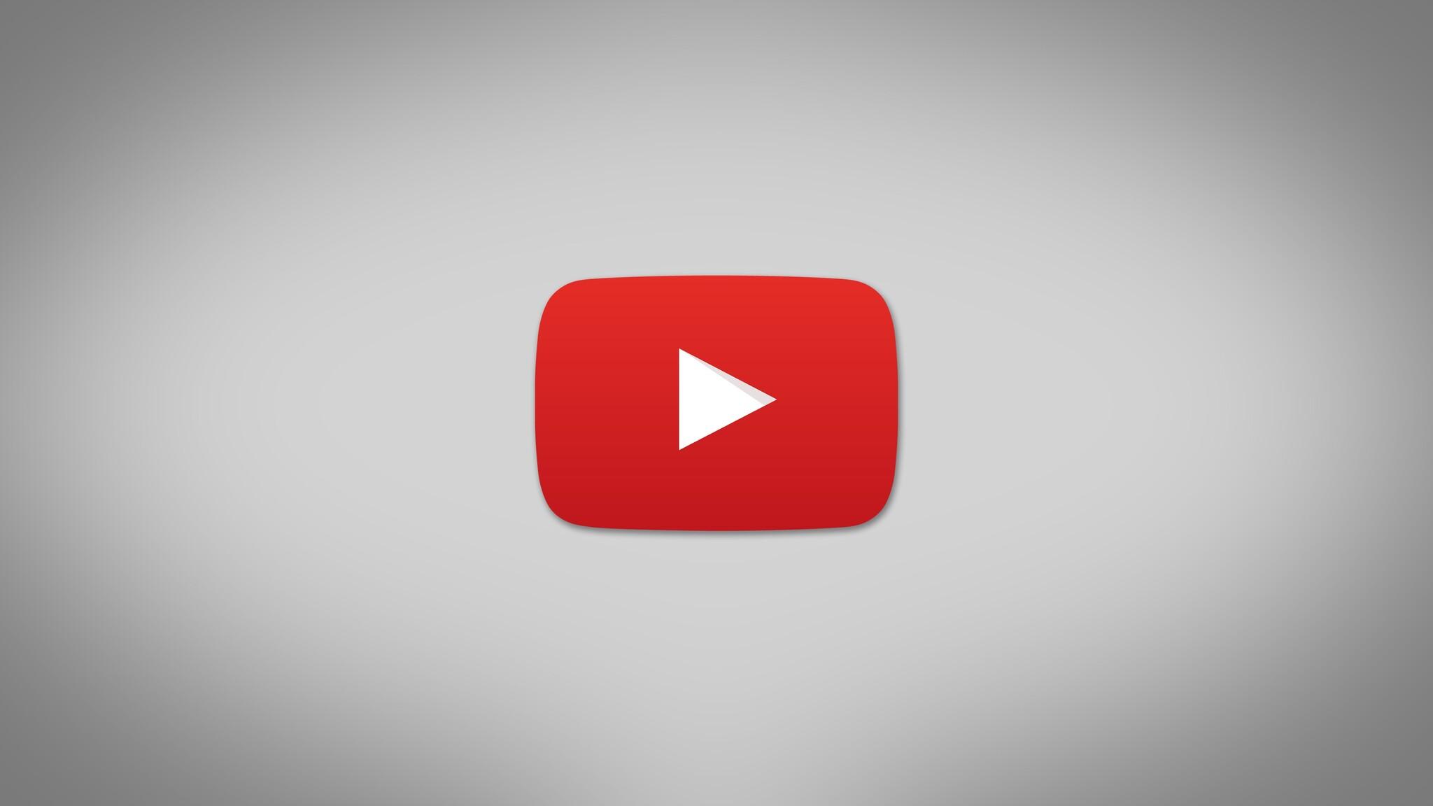 2048x1152 Youtube Original Logo In 4k 2048x1152 Resolution