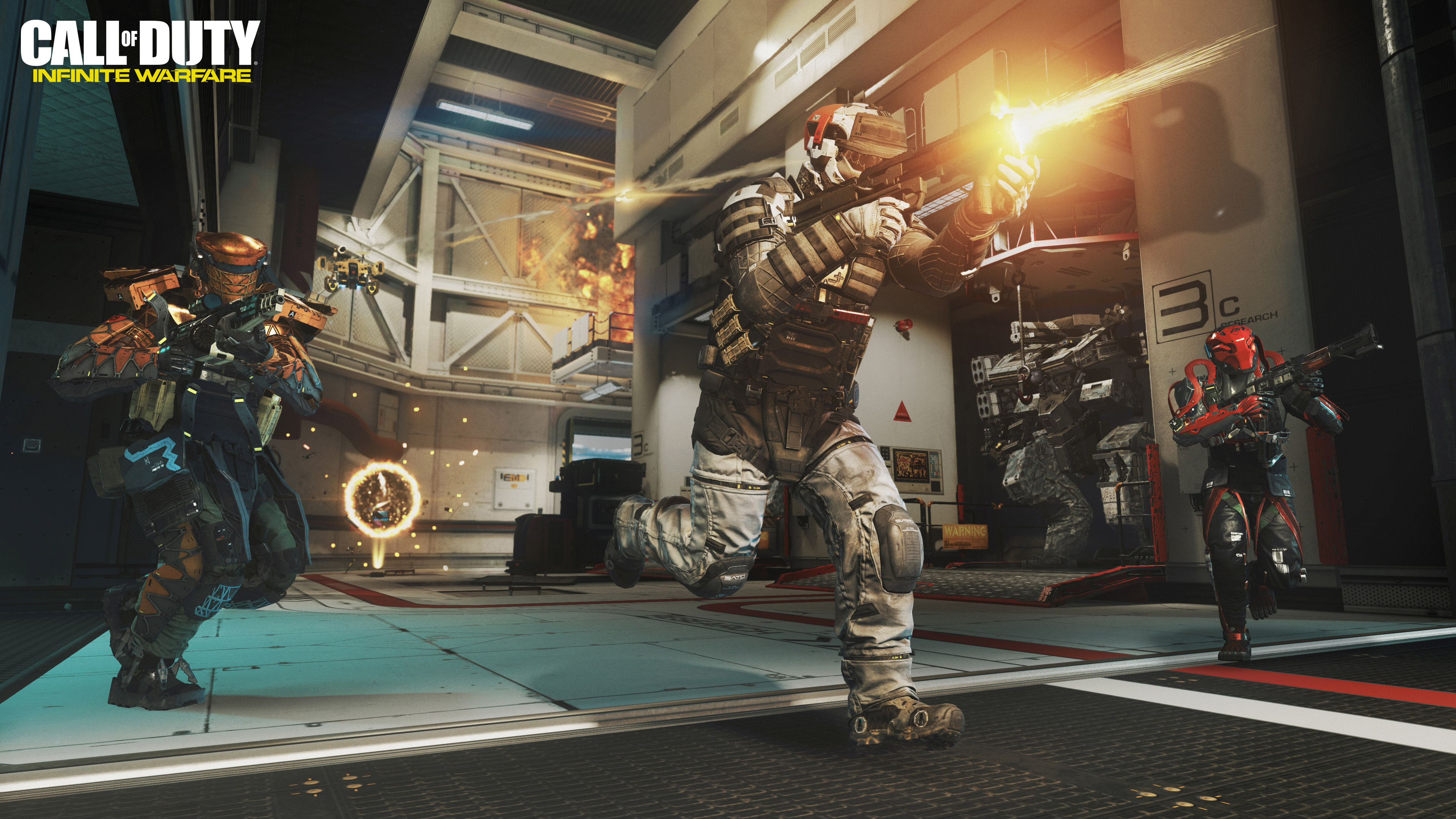 2016 Call Of Duty Infinite Warfare Hd Games 4k Wallpapers