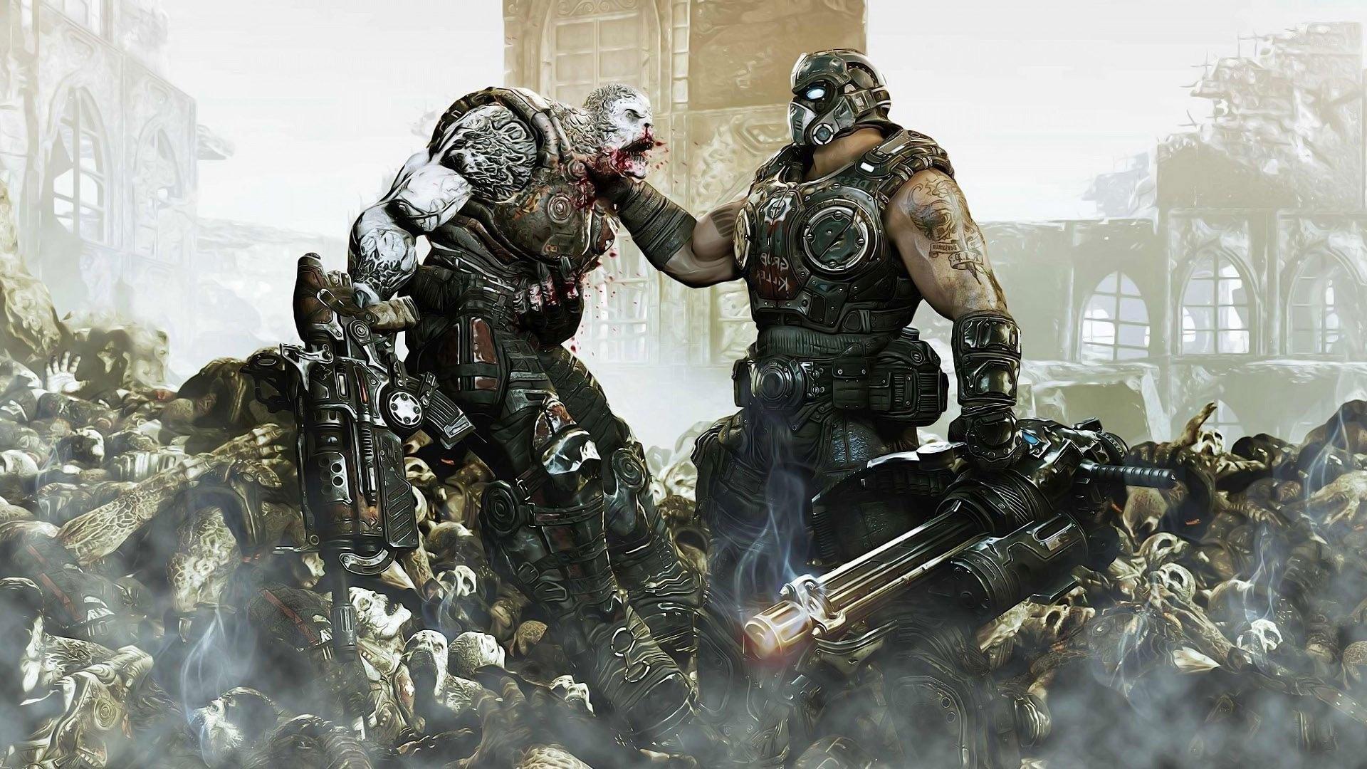 2016 Gears Of War 4 Hd Hd Games 4k Wallpapers Images
