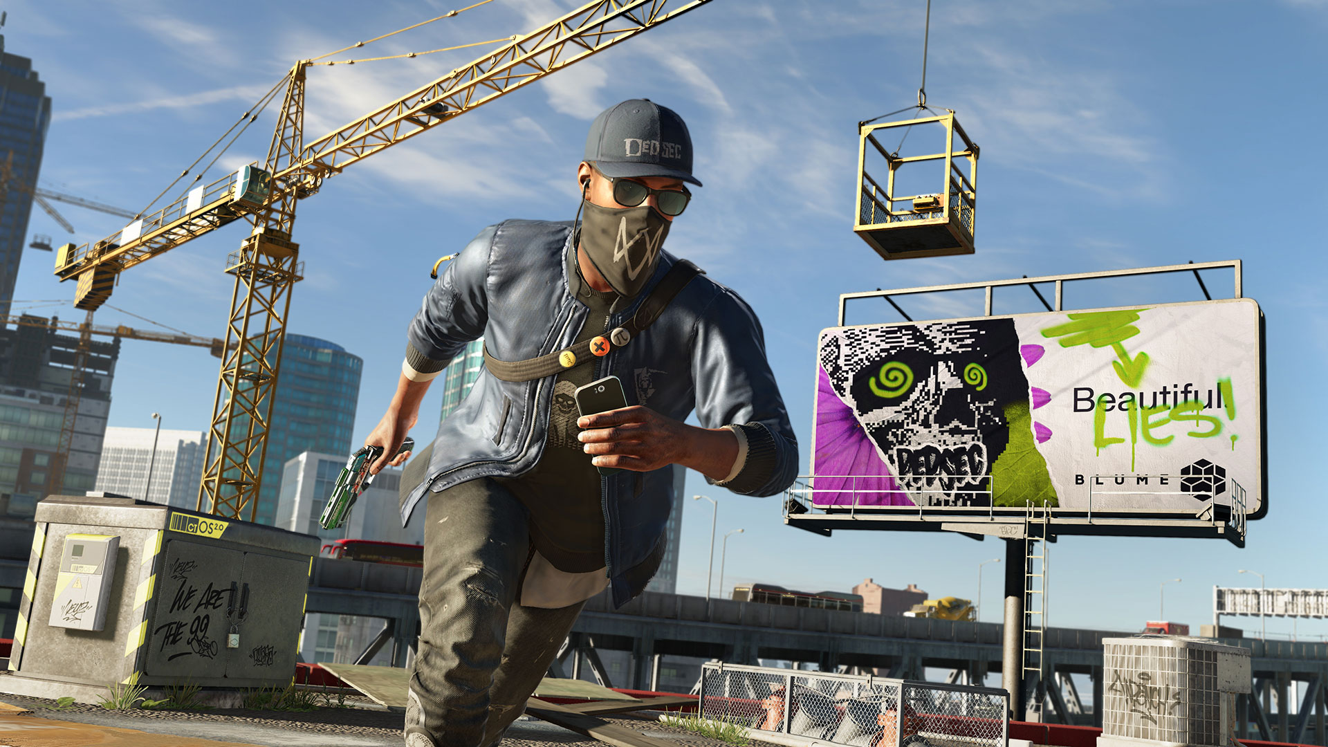 1920x1080 2016 Watch Dogs 2 Laptop Full Hd 1080p Hd 4k Wallpapers Images Backgrounds Photos And Pictures