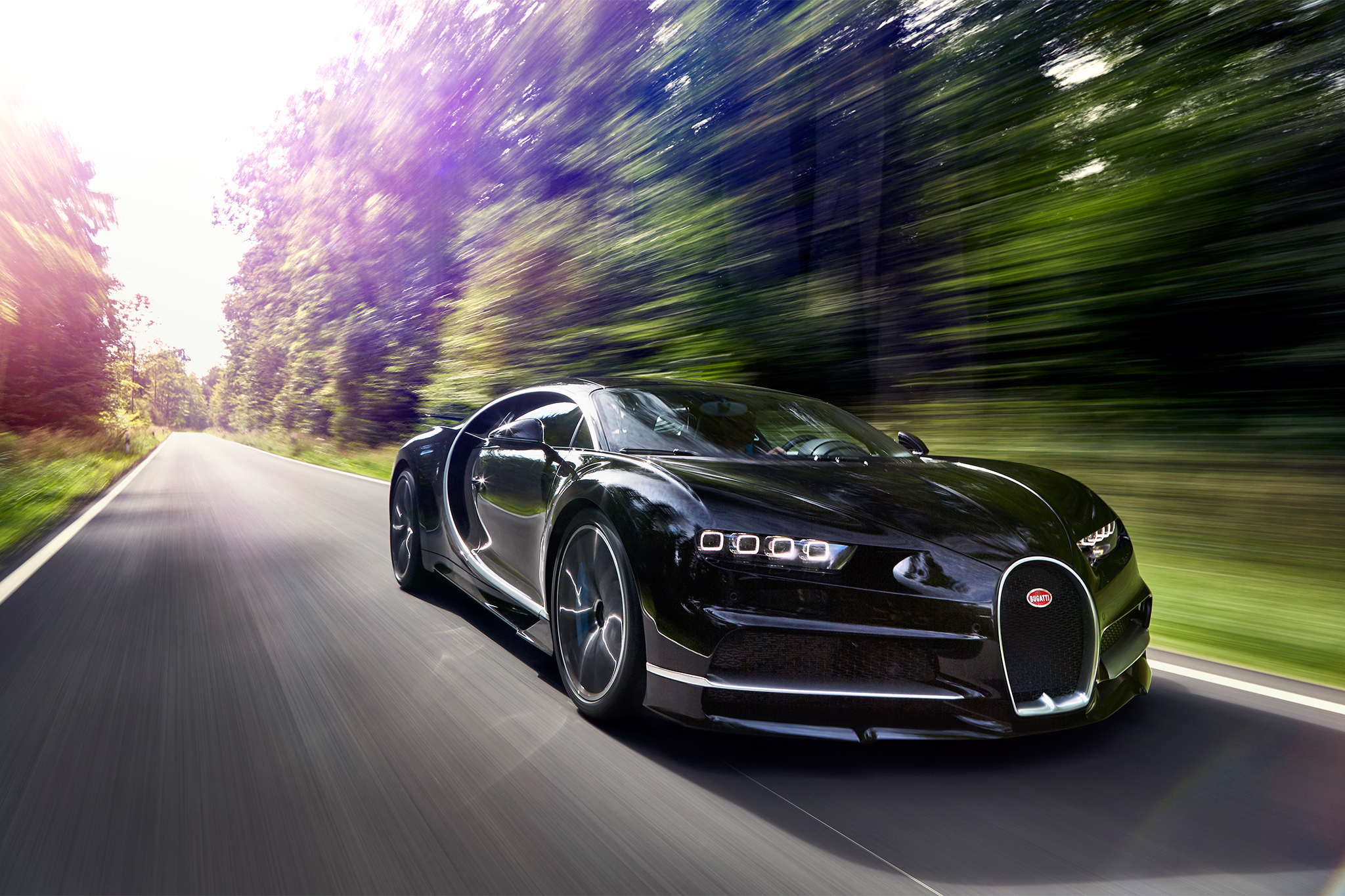2017 Bugatti Chiron In Motion Hd Cars 4k Wallpapers Images Backgrounds Photos And Pictures